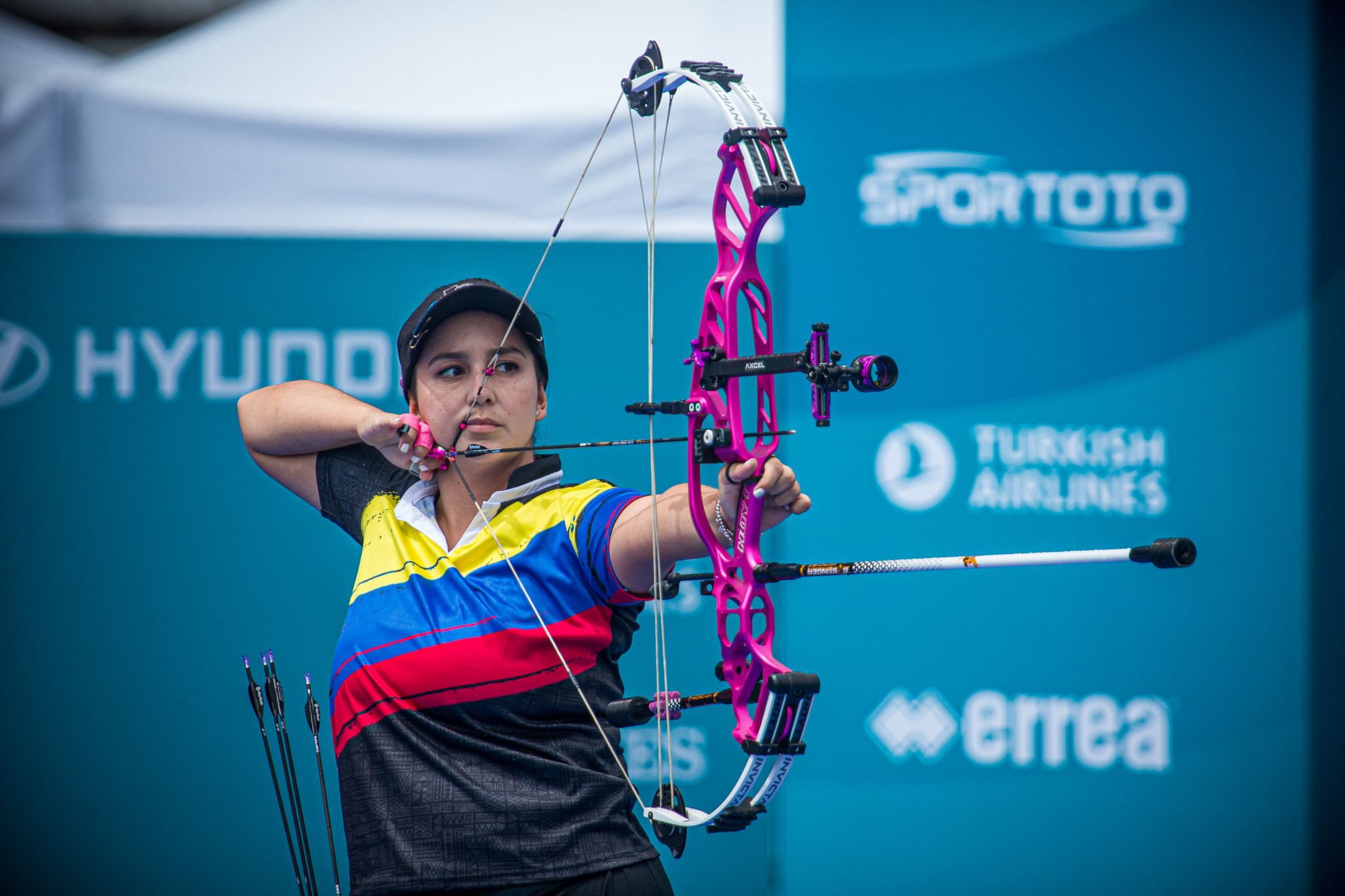 López after more Yankton gold at Archery World Cup Final