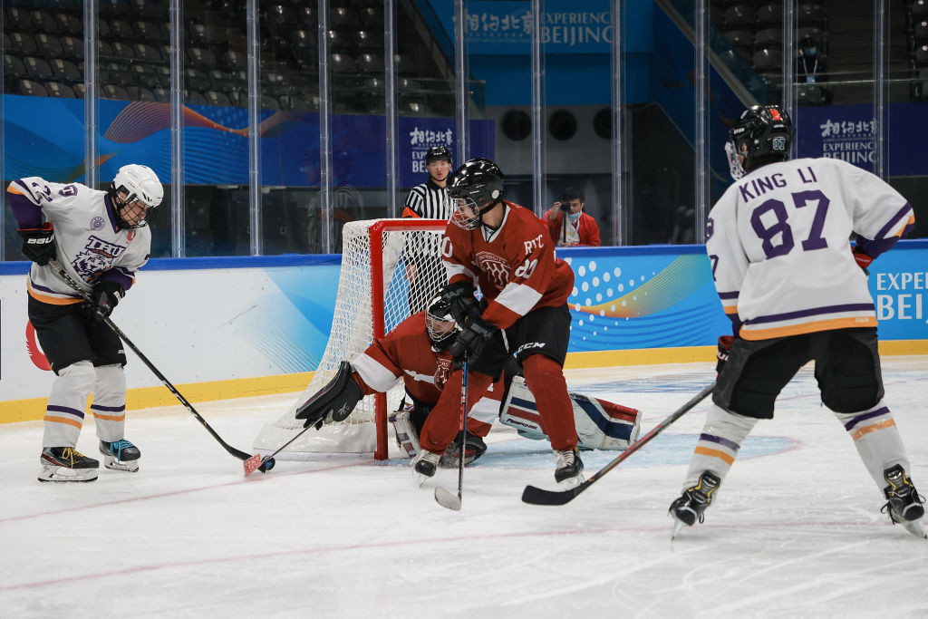 IIHF President suggests Chinese men's ice hockey team may be excluded from Beijing 2022