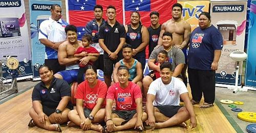 Landmark for weightlifting as Oceania athletes claim titles and set records in virtual Championships