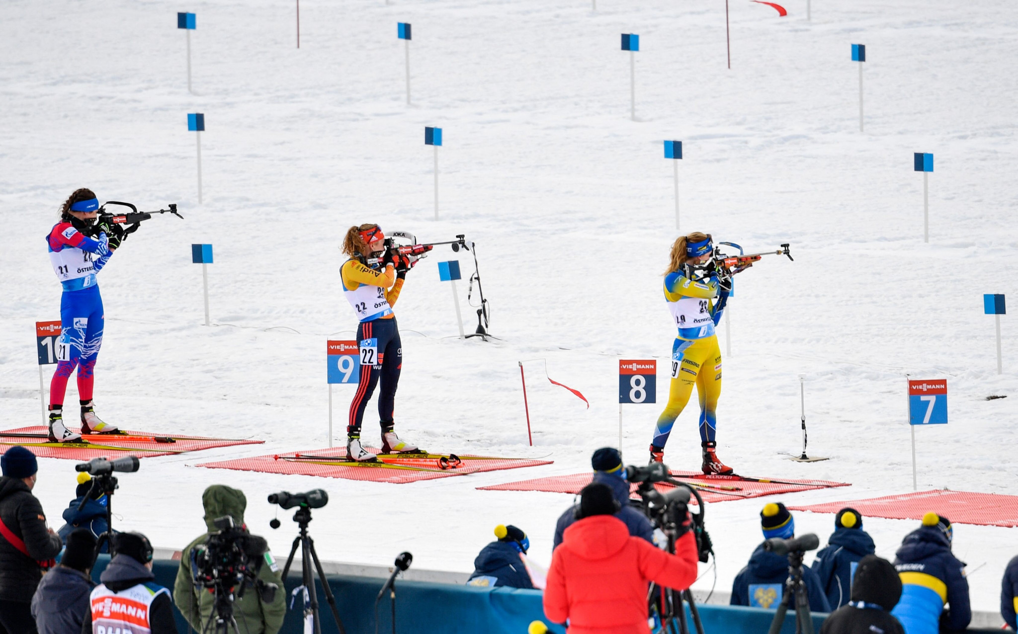 Russian biathlete Sidorova seeking to gain Ukrainian citizenship before Lucerne 2021