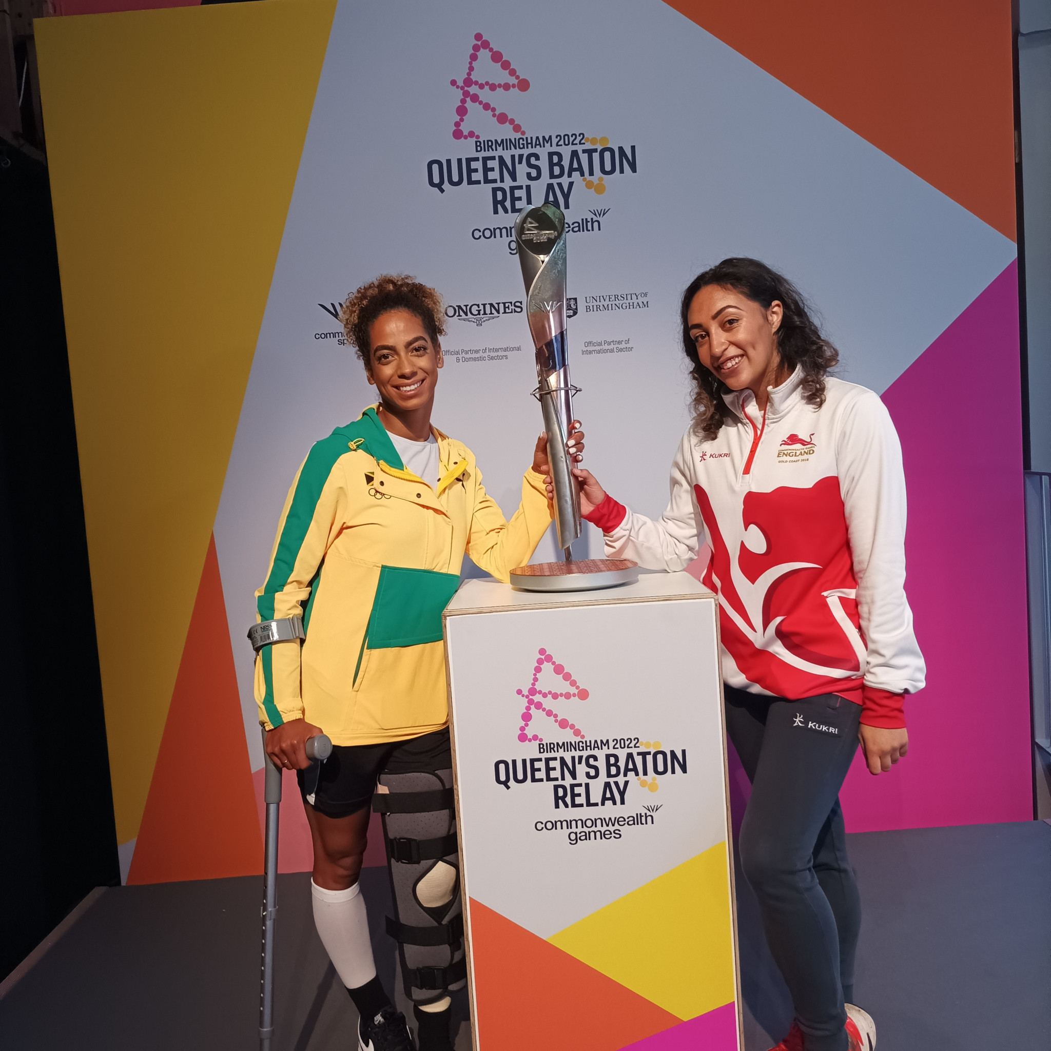 """Birmingham 2022 """"really confident"""" COVID-19-impacted Queen's Baton Relay will be successful"""