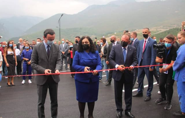 IJF President Vizer among distinguished guests to open judo training centre in Kosovo