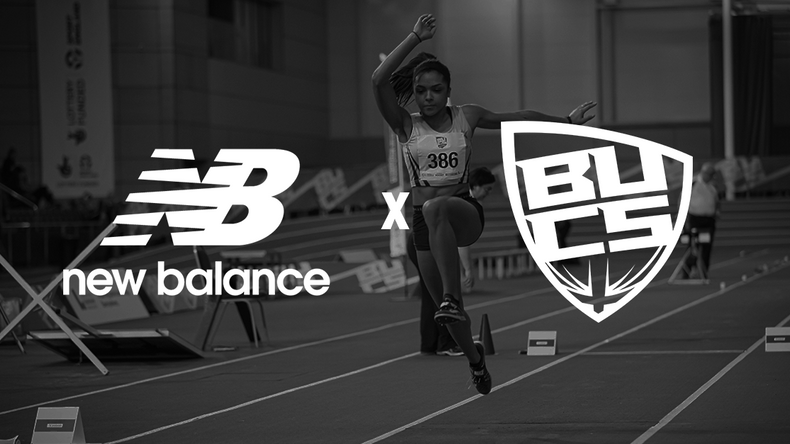 BUCS signs partnership with New Balance to provide kit for students-athletes