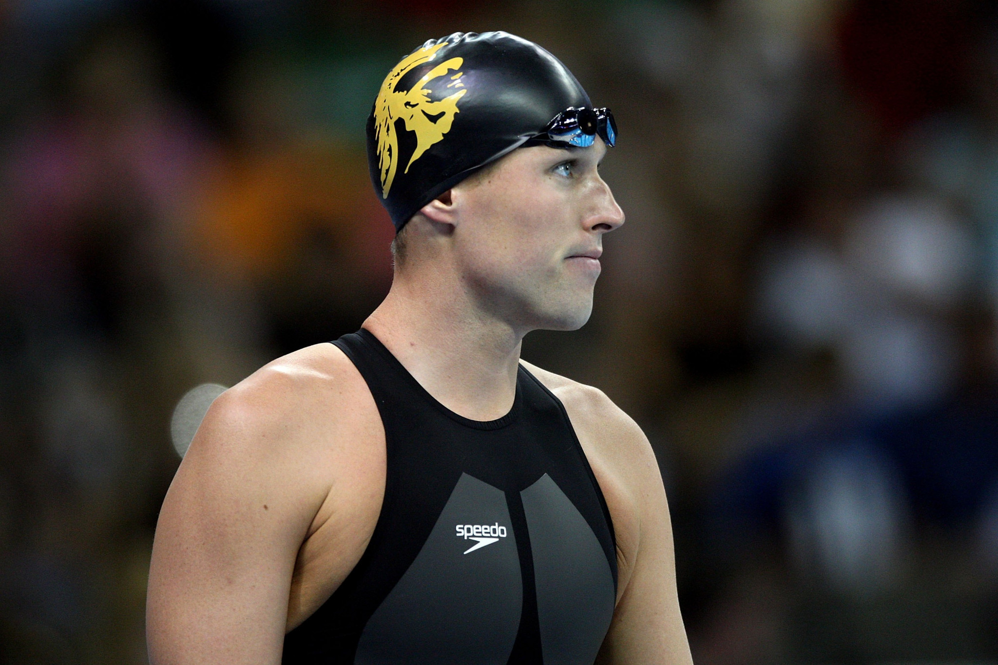 Olympic swimming champion Keller admits US Capitol riot felony charge