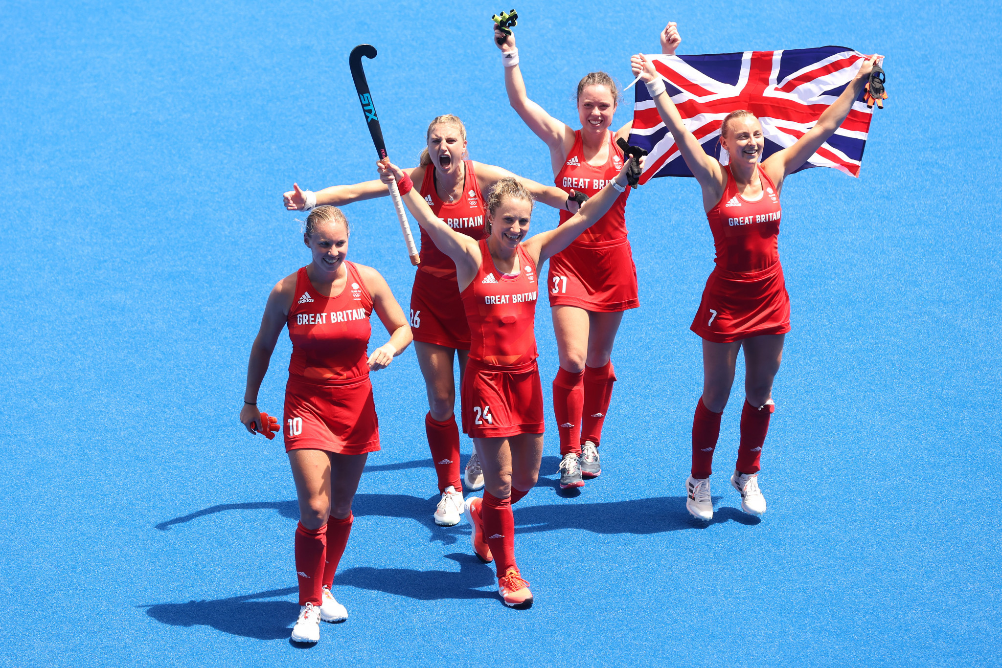 Ralph appointed as head coach for England and Britain women's hockey teams