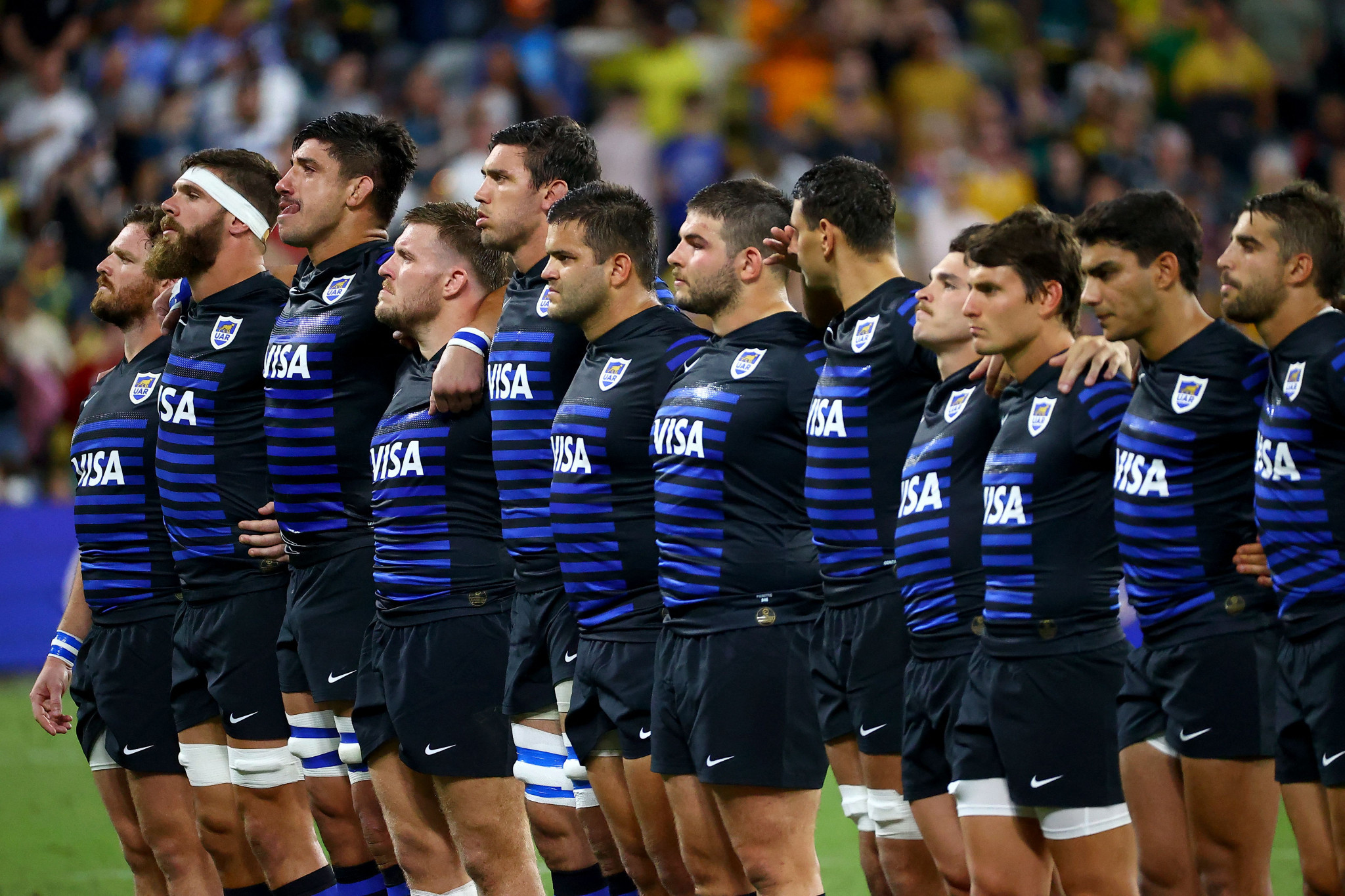Six Argentine players and two staff members kicked out of The Rugby Championship for breaching COVID-19 rules