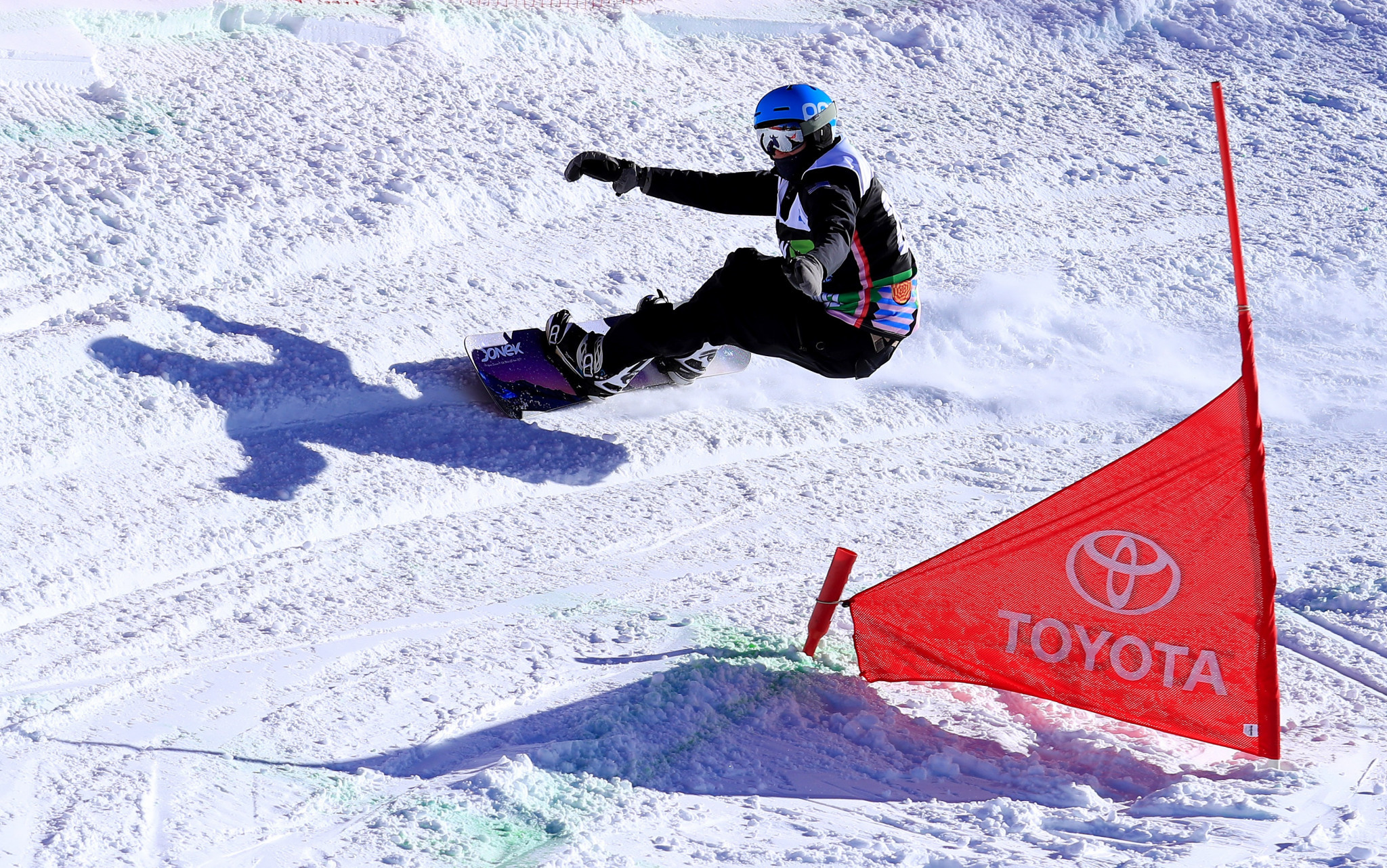 Para snowboarders Miller and Pleban eye Beijing 2022 places after US selection