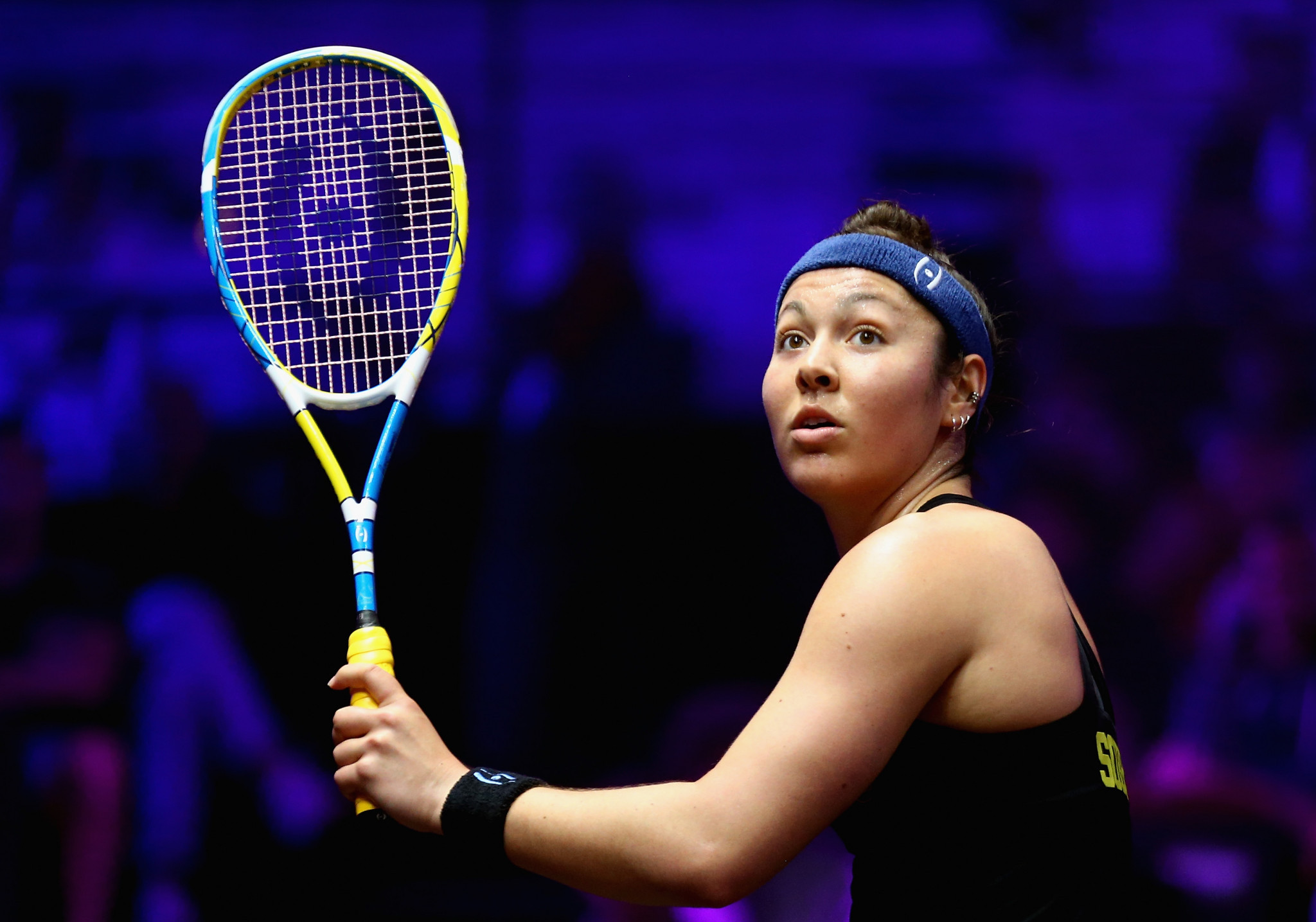 Hometown hope Sobhy aiming for victory at US Open squash tournament