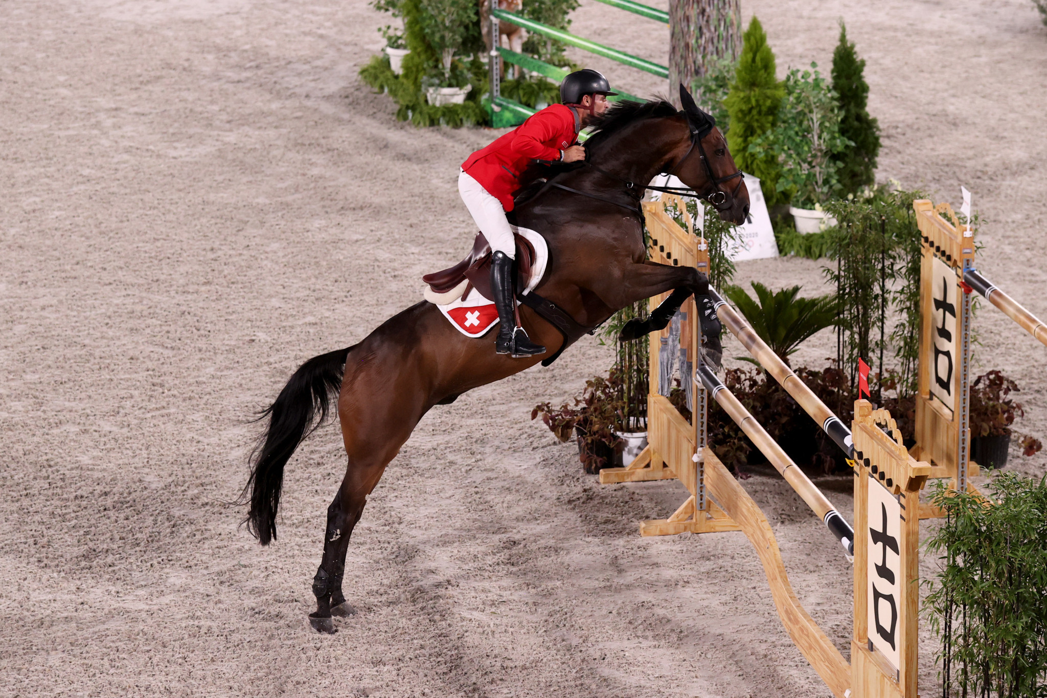 Germany and Switzerland to battle it out in Barcelona at FEI Jumping Nations Cup Final