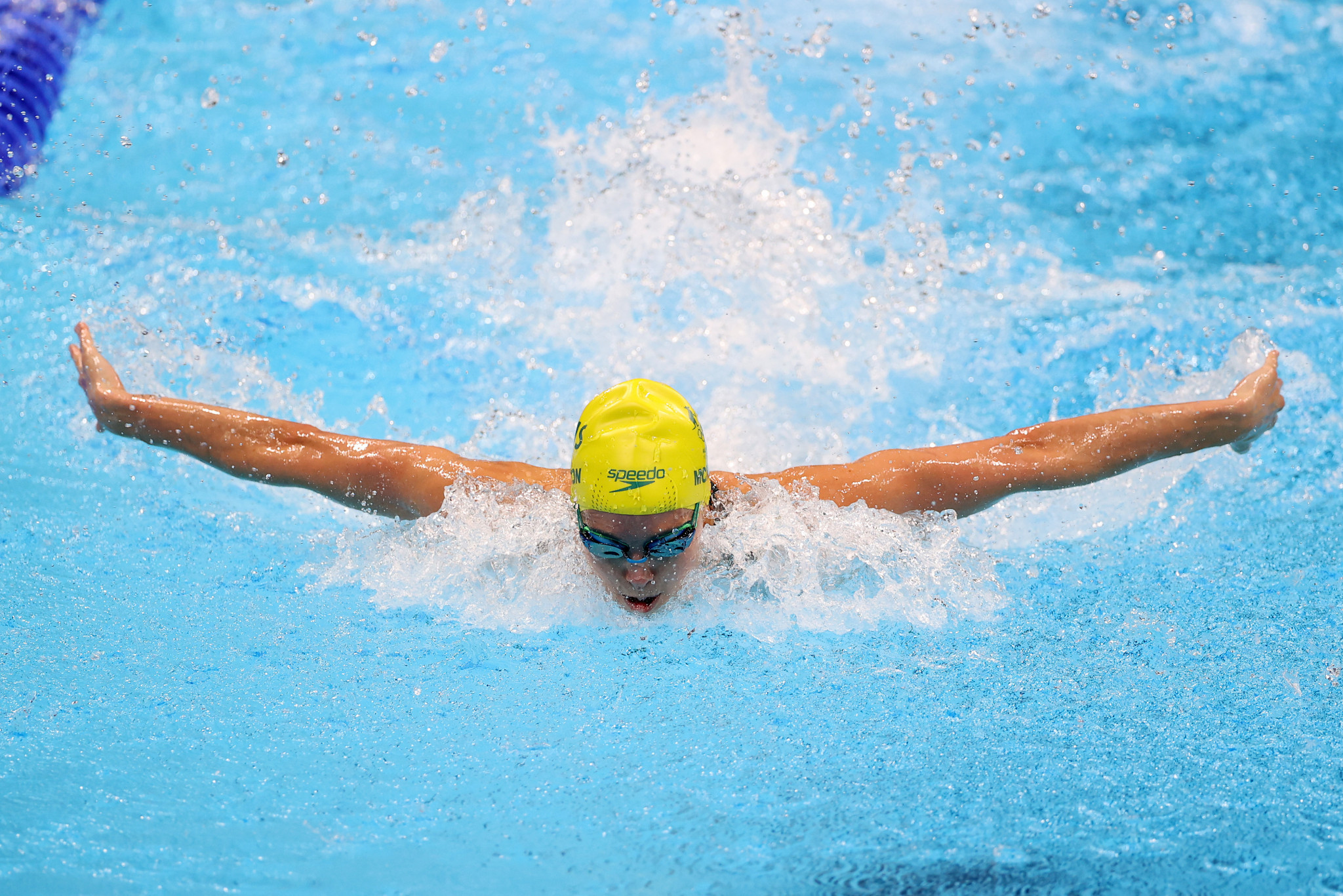 McKeon looking to make a splash in first leg of FINA Swimming World Cup