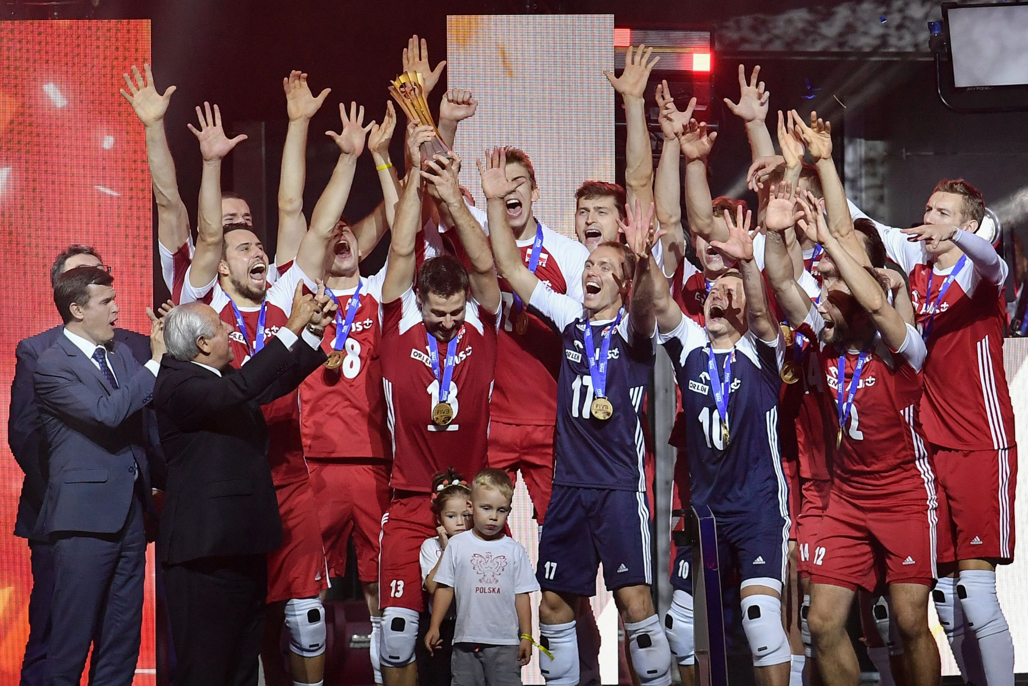 Defending champions Poland to face US in FIVB Men's World Championship pool
