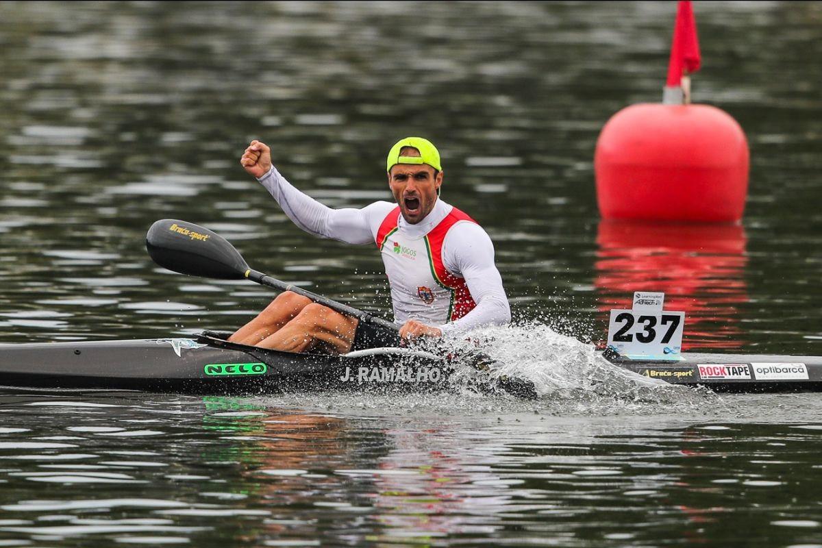 Ramalho ends long wait for canoe marathon world title and Hungary win two golds