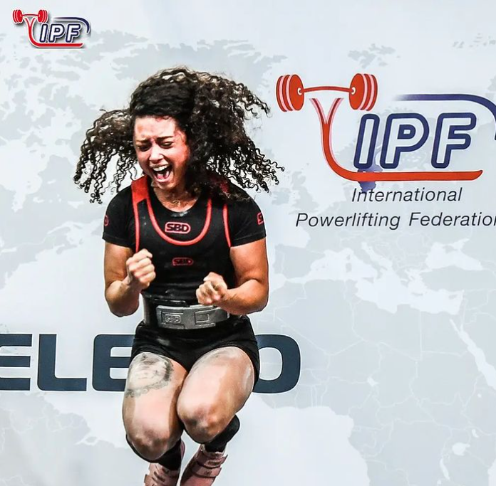 World records for Bavoil and Orhii at IPF World Open Classic Championships