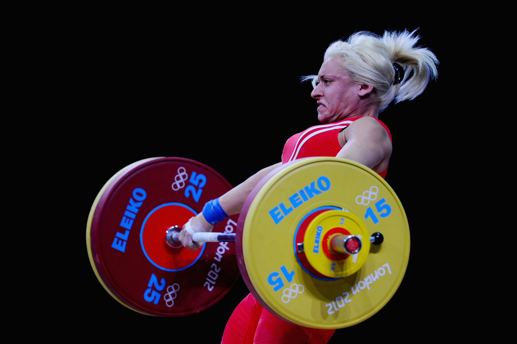 Weightlifter Kostova suspended for eight years - after life bans for doctor and coach