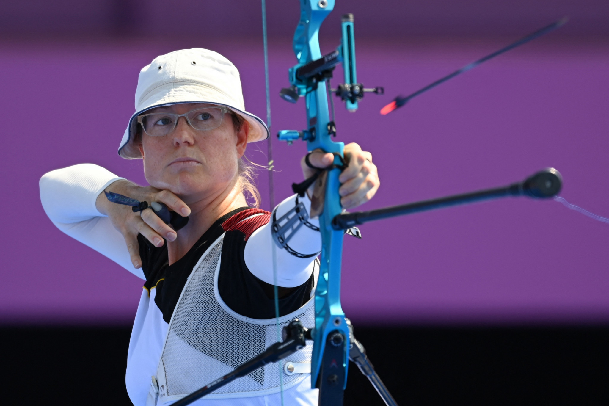 Unruh and Williams win Archery World Cup recurve crowns
