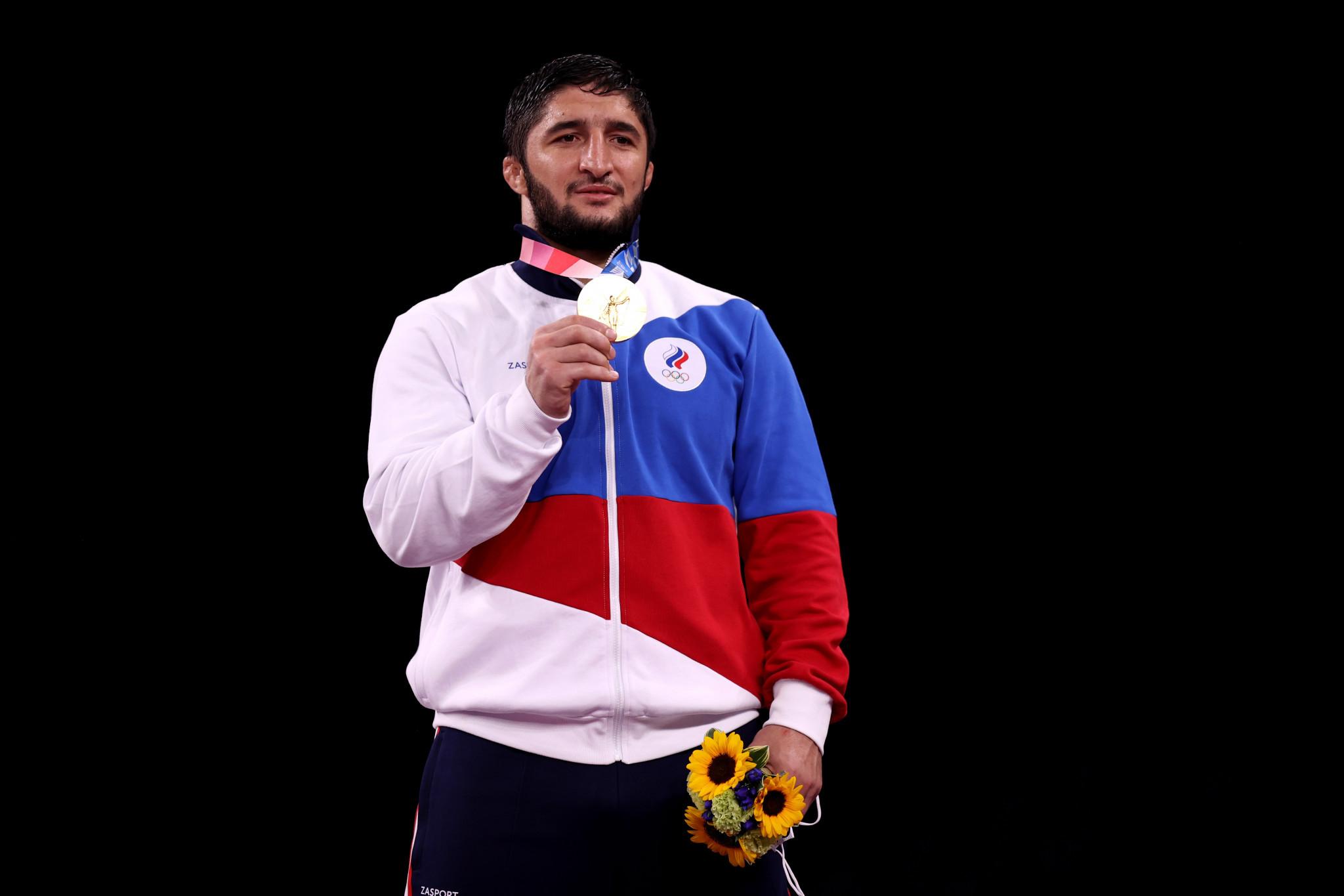 Four-time world champion Sadulaev among 25 Tokyo 2020 medallists involved at UWW World Championships in Oslo