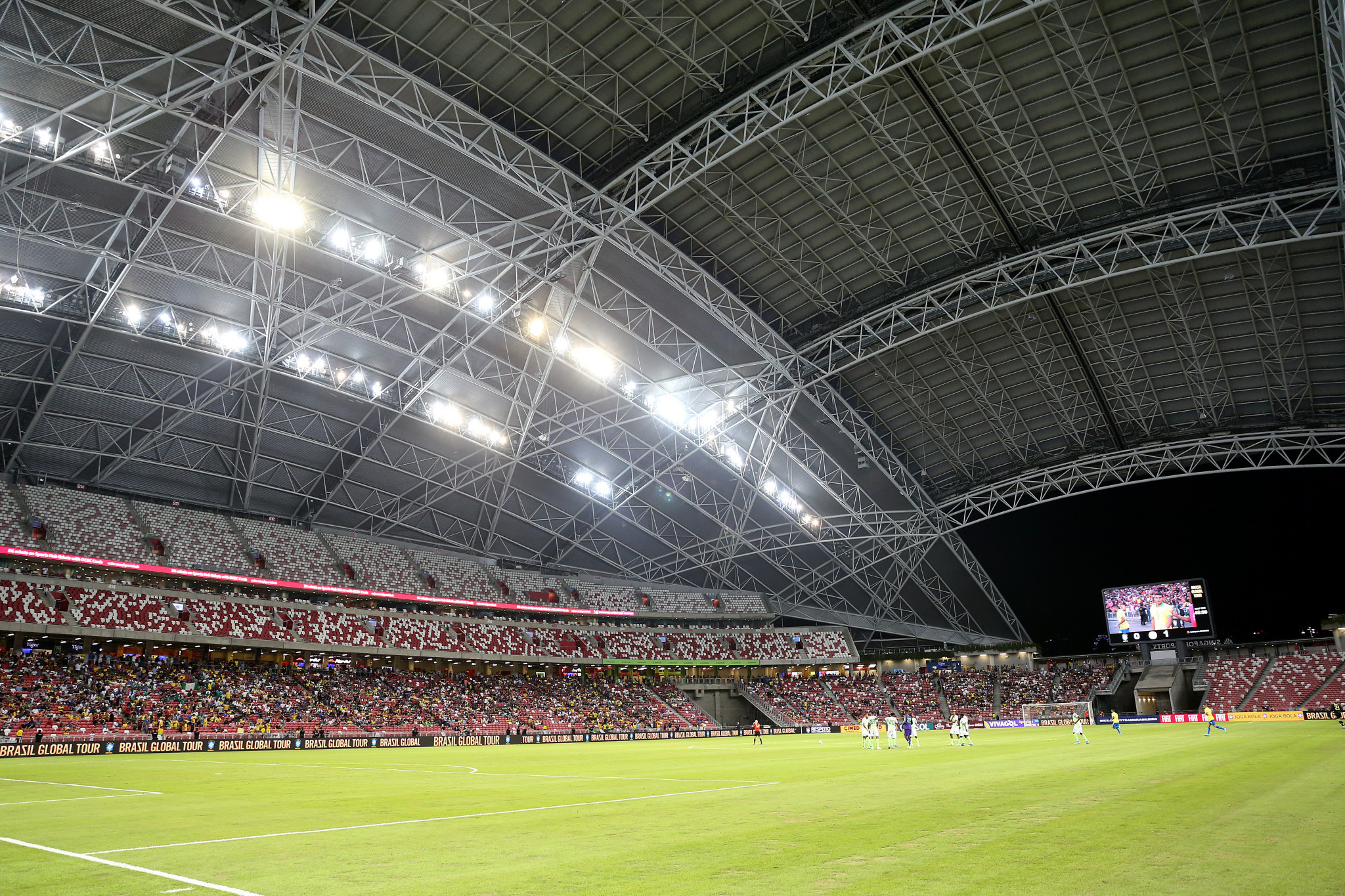 Singapore has been confirmed as hosts for the delayed 2020 AFF Championship ©Getty Images