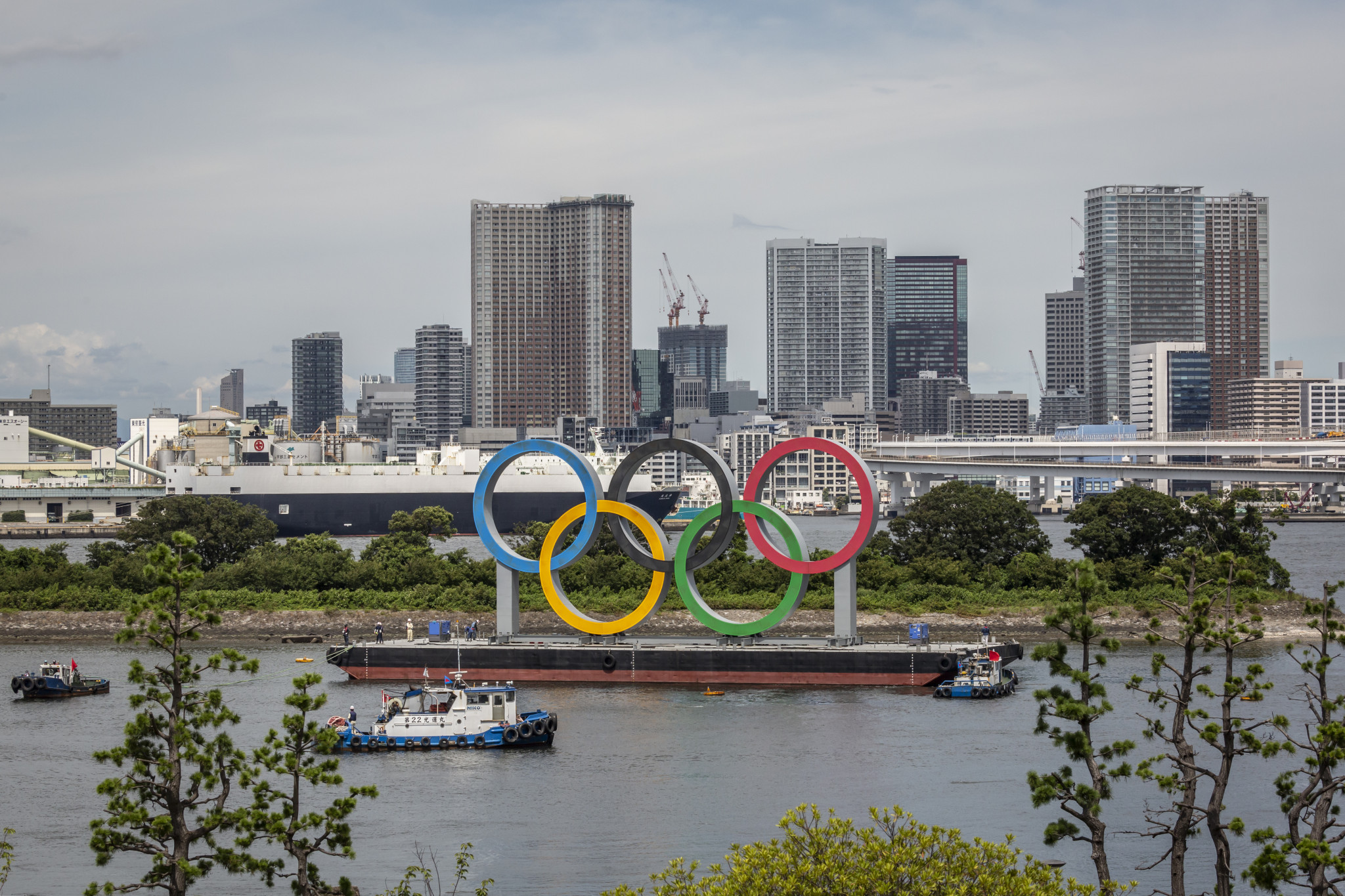 Tokyo 2020 to act as a benchmark for COVID-19 countermeasures to Beijing 2022