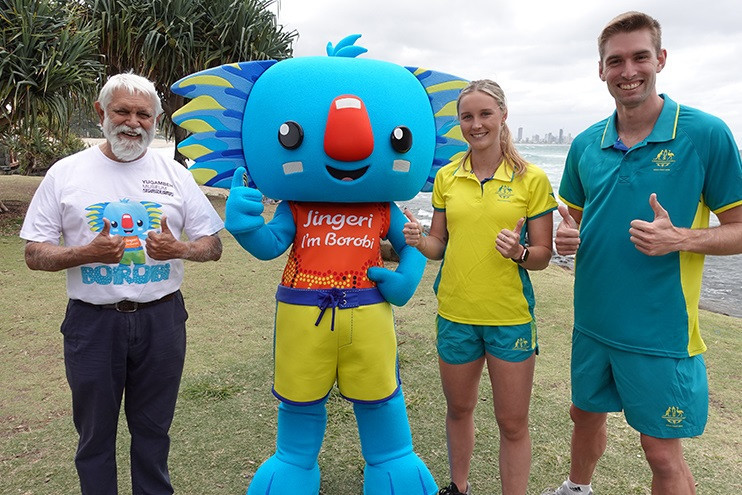 Gold Coast 2018 mascot returns as Australia marks 300-day countdown to Birmingham 2022