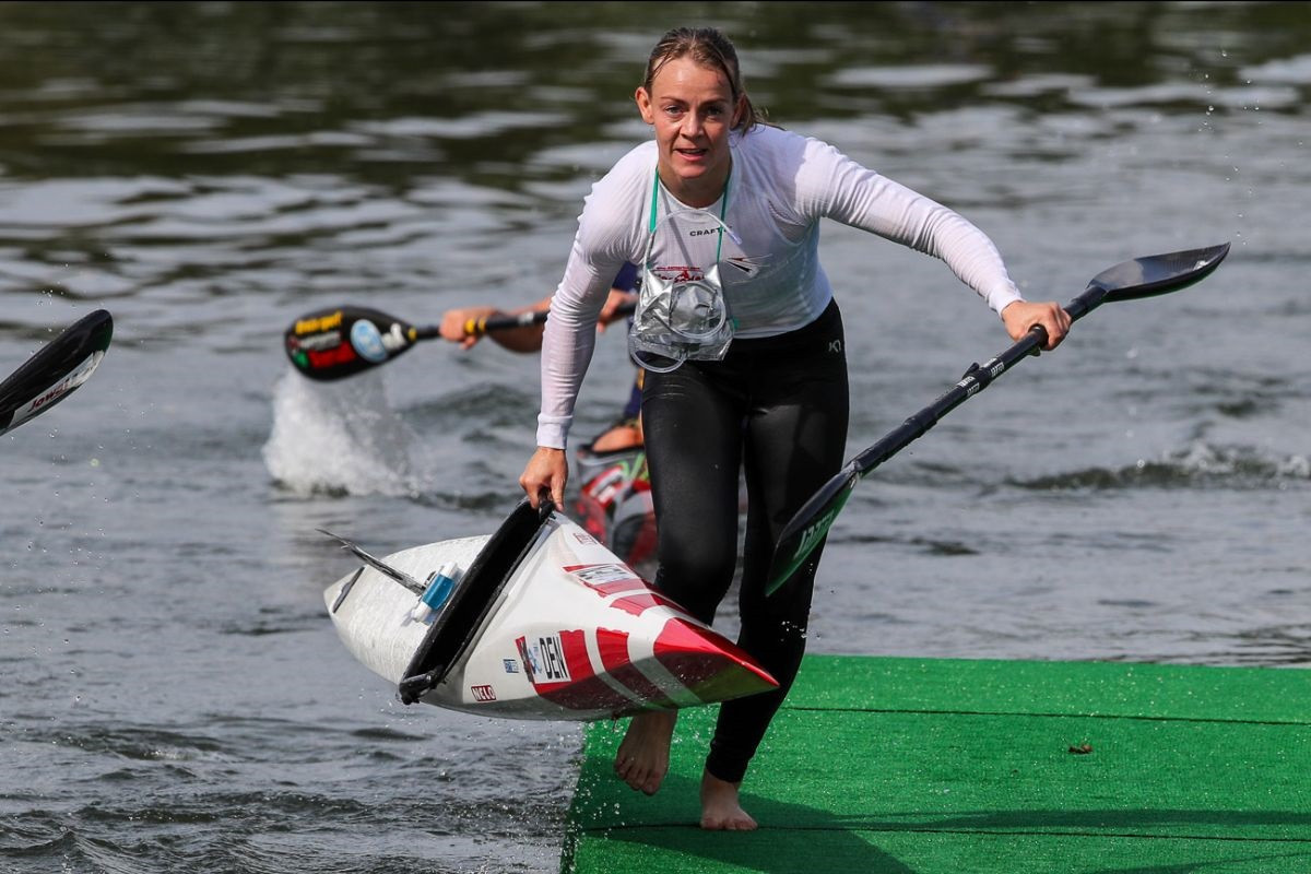 Rask comes back from injury to win gold at Canoe Marathon World Championships