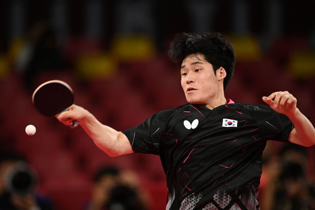 South Korea clinch men's team title at Asian Table Tennis Championships