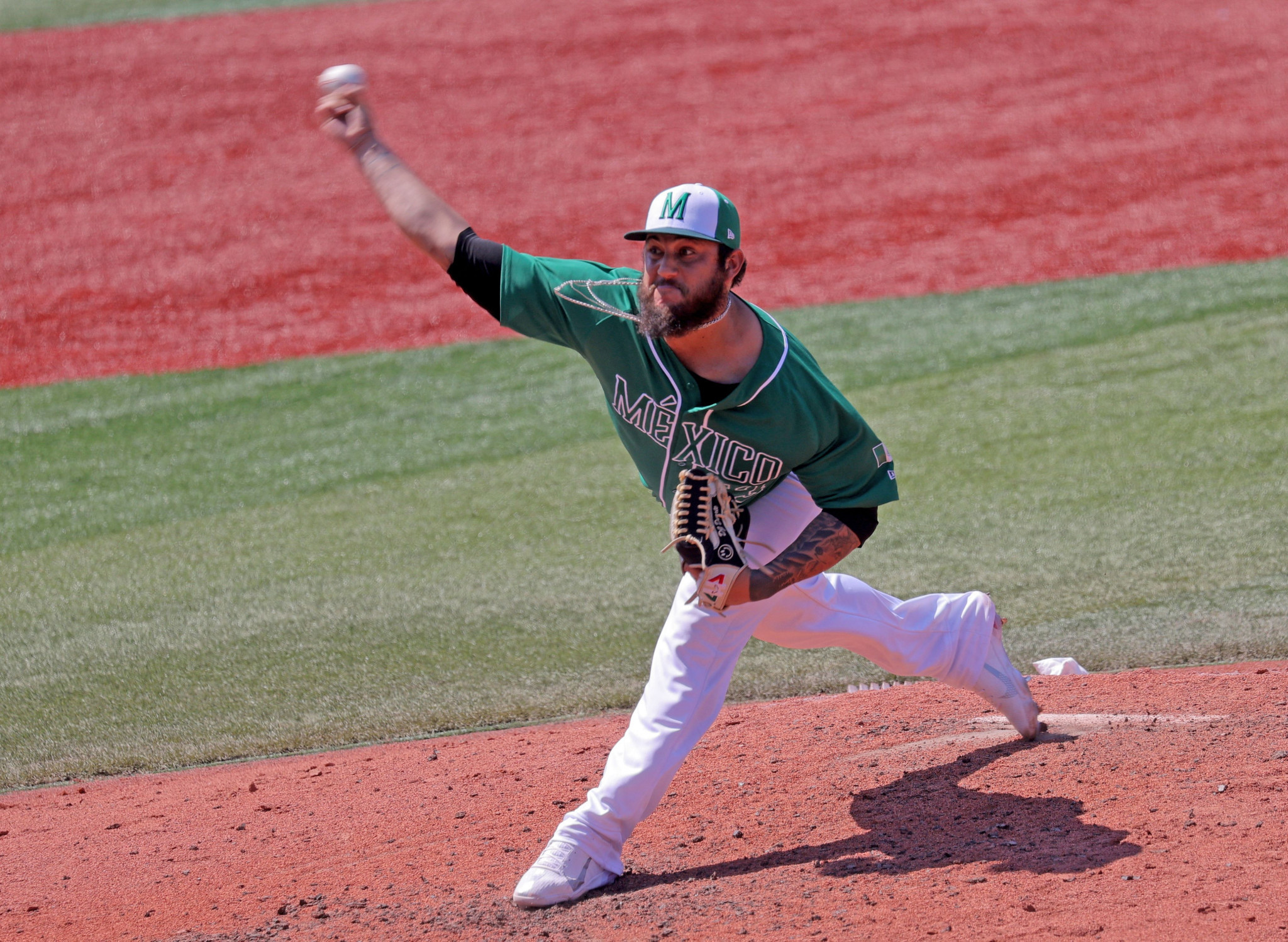 Mexico leapfrogs Colombia to qualify for final of Under-23 Baseball World Cup