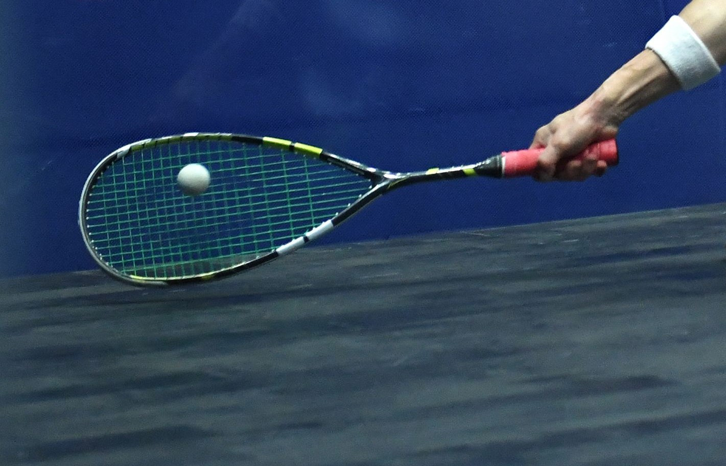 Stefanoni produces upset on opening day of 2021 US Open squash tournament