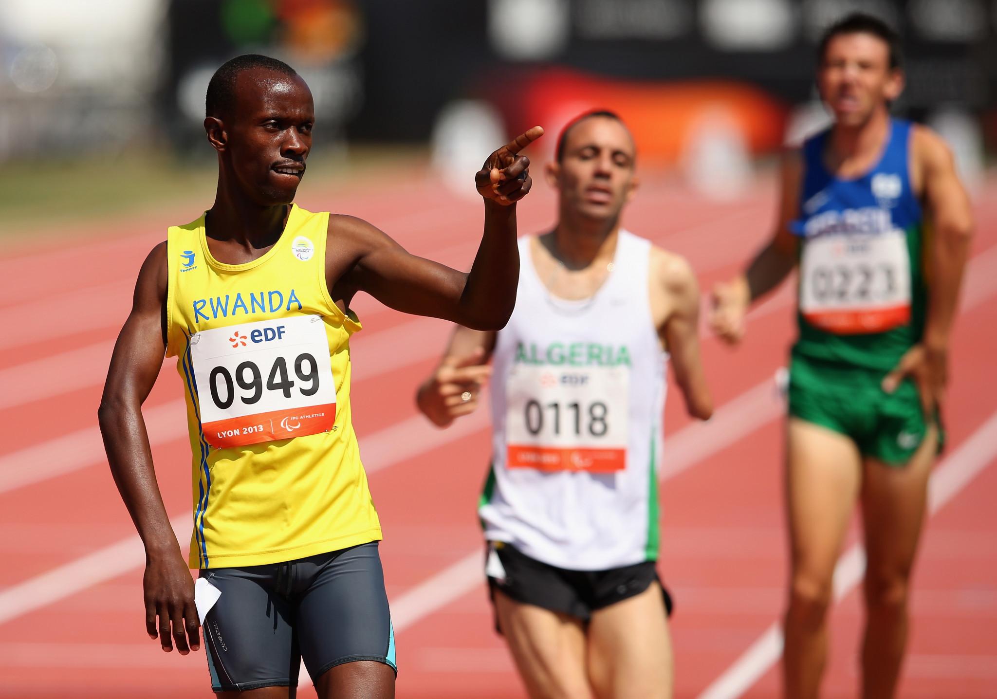 Rwanda's most successful Para athlete Muvunyi plans to retire after Paris 2024 Paralympics