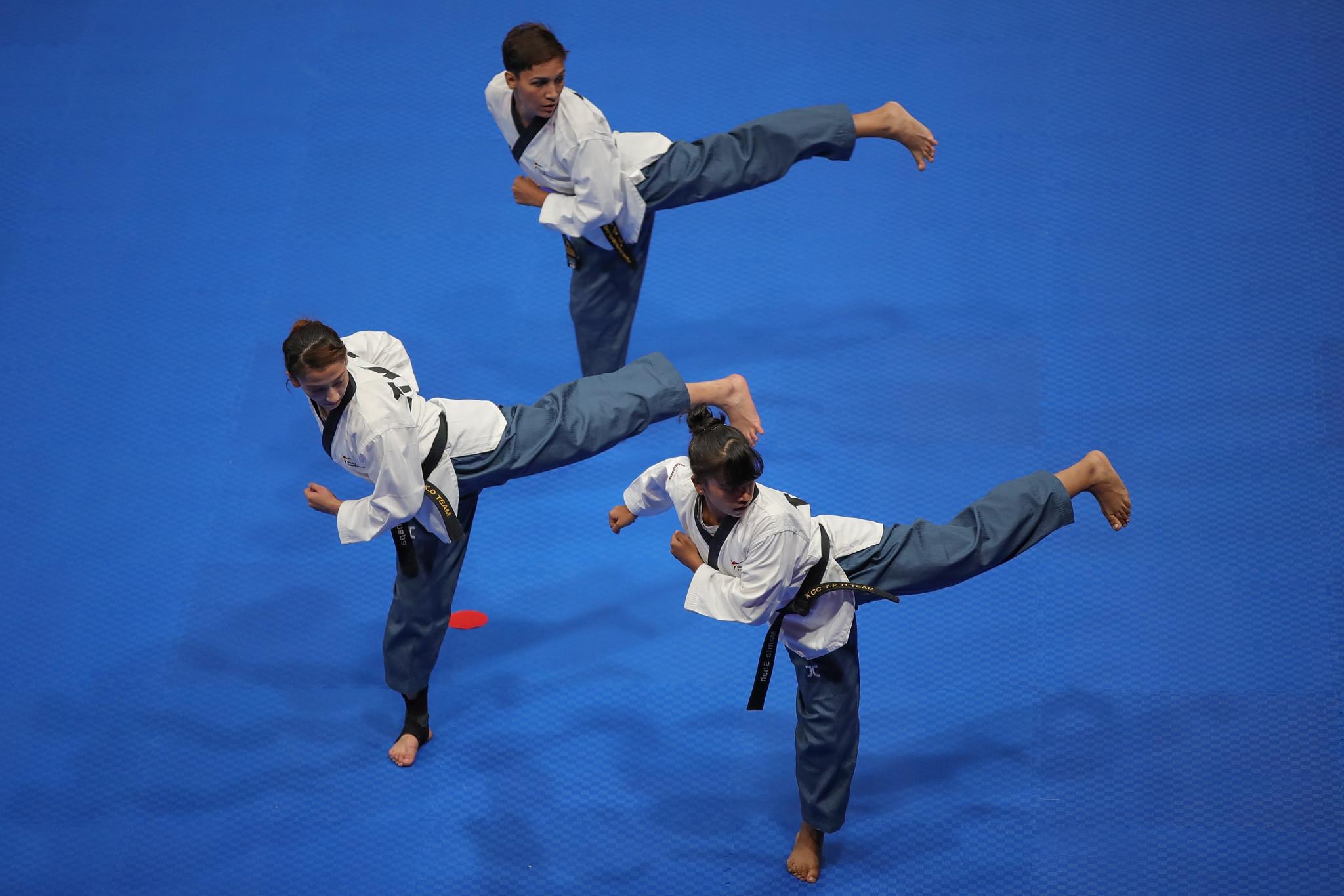Goyang hosts signing ceremony for 2022 World Taekwondo Poomsae Championships