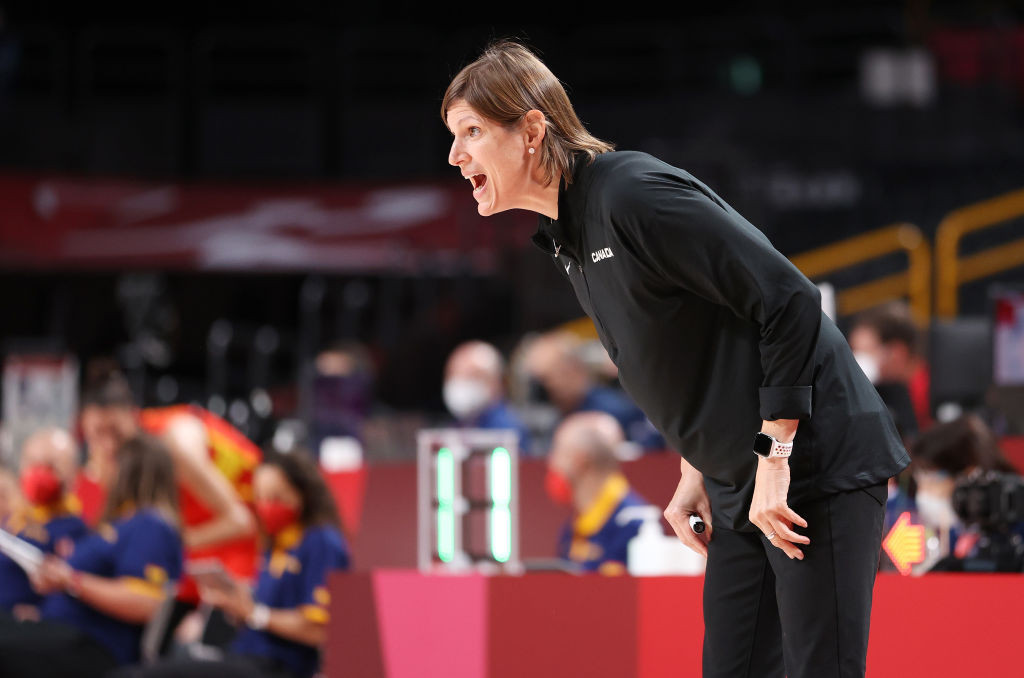 Canada Basketball mutually agree to end contract of women's head coach