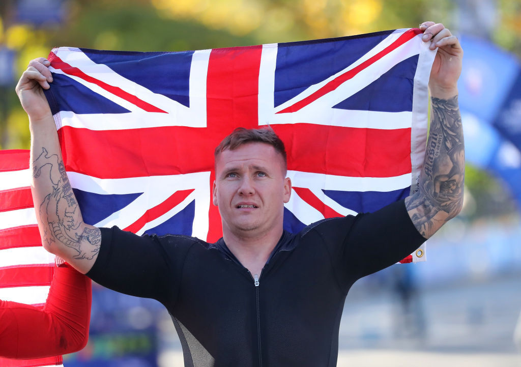 Britain's David Weir will be seeking his ninth London Marathon wheelchair title in what will be his 22nd consecutive edition taking part tomorrow ©Getty Images