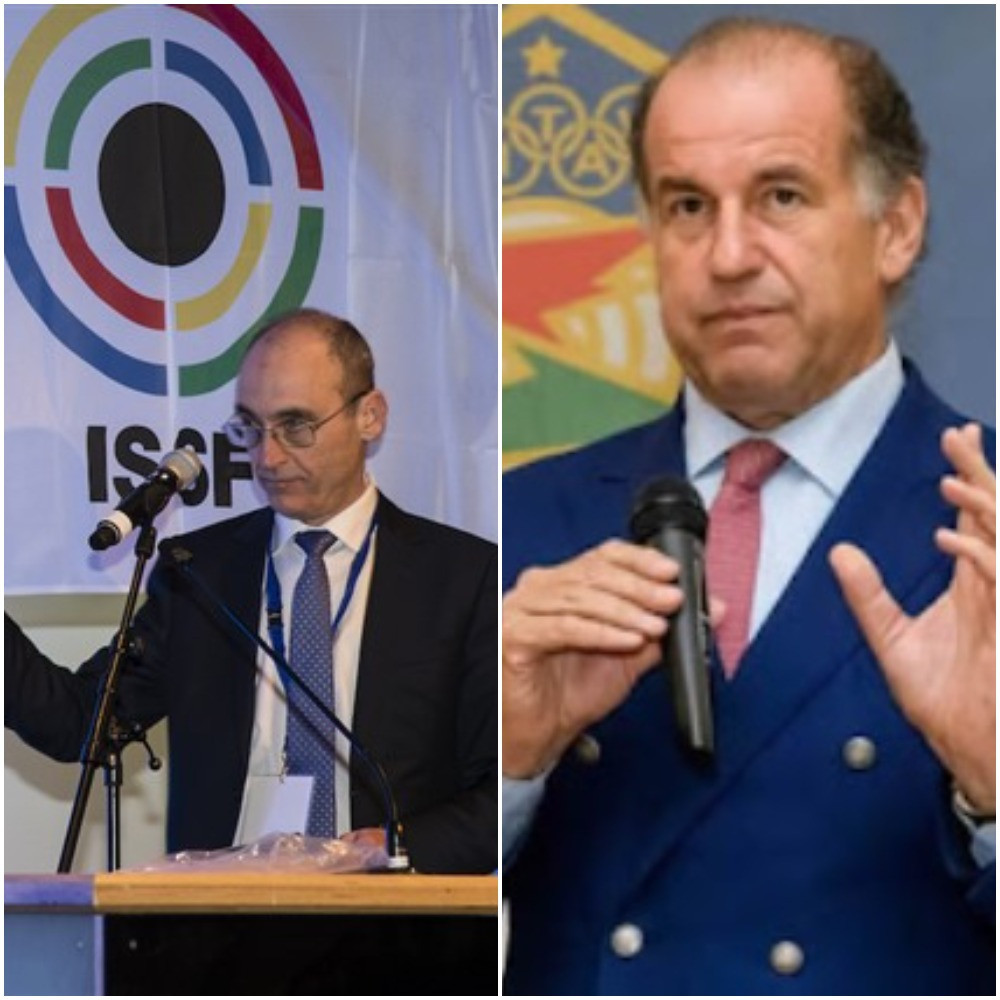 ISSF secretary general and former vice-president standing to replace Lisin as European Shooting President