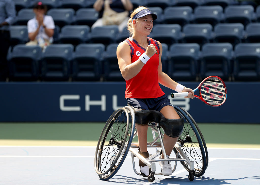 The Netherlands claim women's and quad titles at Wheelchair Tennis World Team Cup