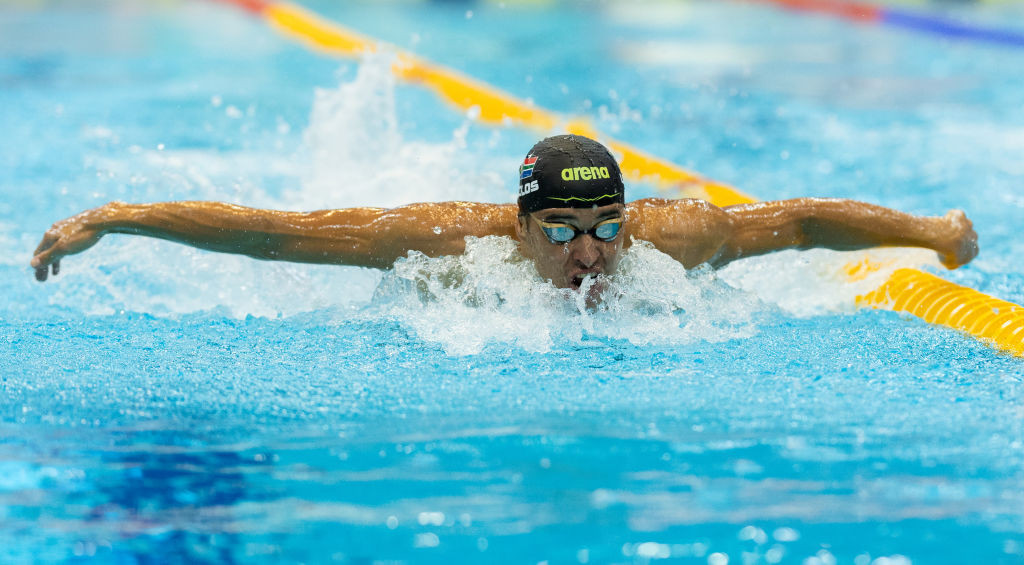 Le Clos extends all-time record with 146th Swimming World Cup victory
