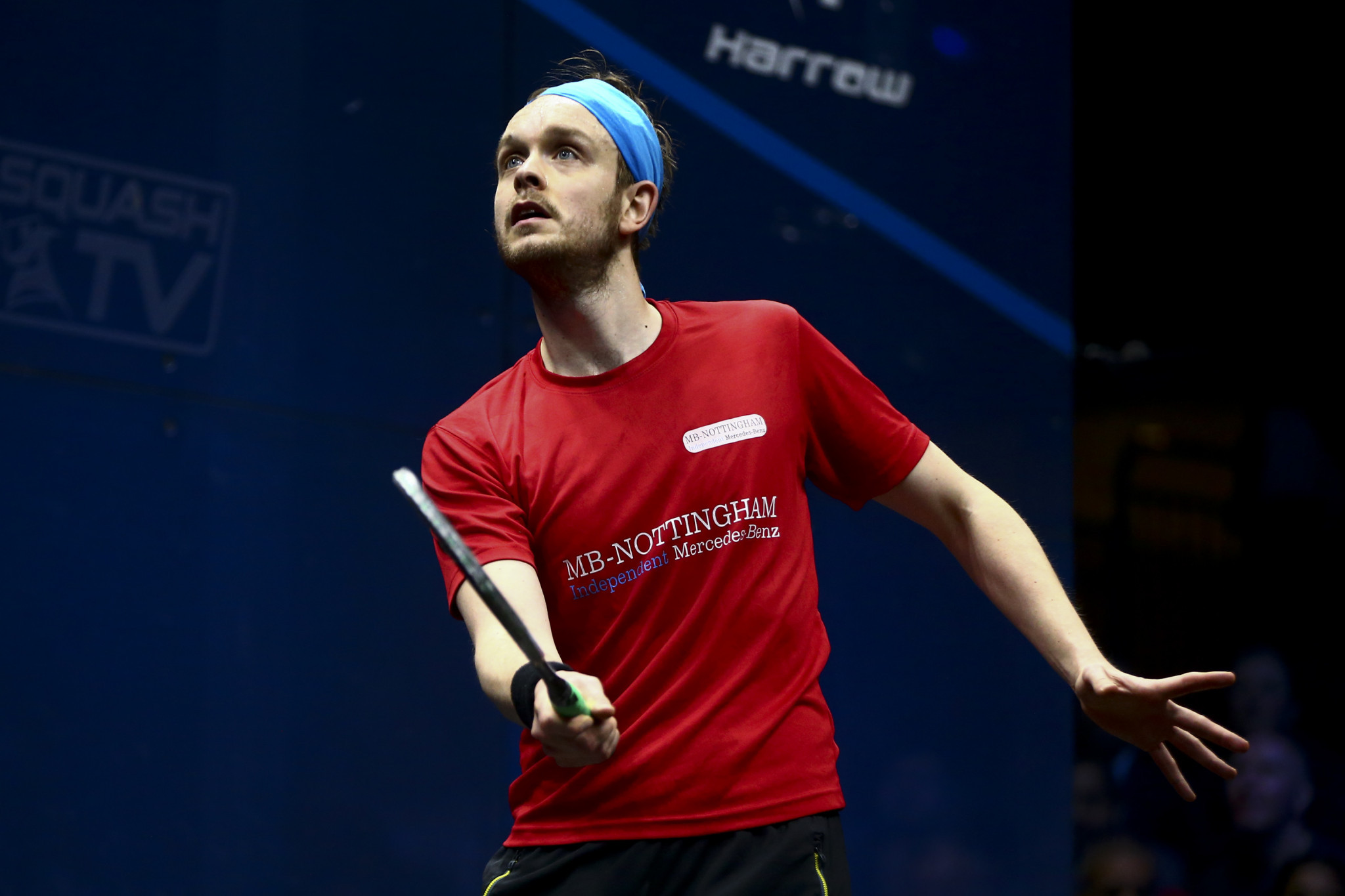 Willstrop rolls back the years to beat Marwan ElShorbagy at US Open