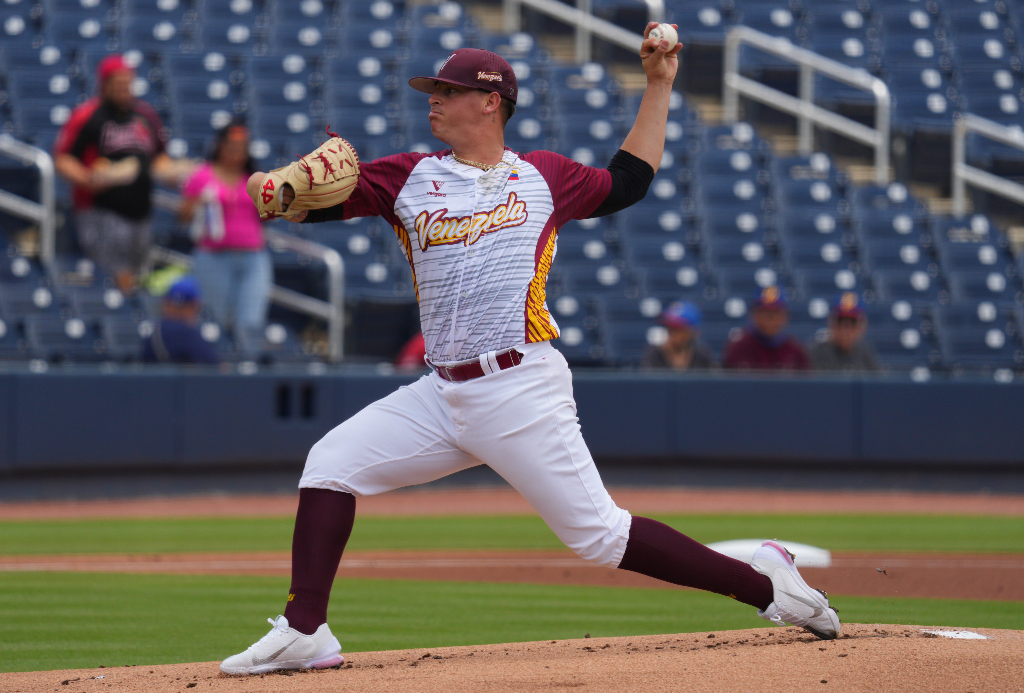 Venezuela claimed a first Under-23 Baseball World Cup title in Mexico ©Getty Images