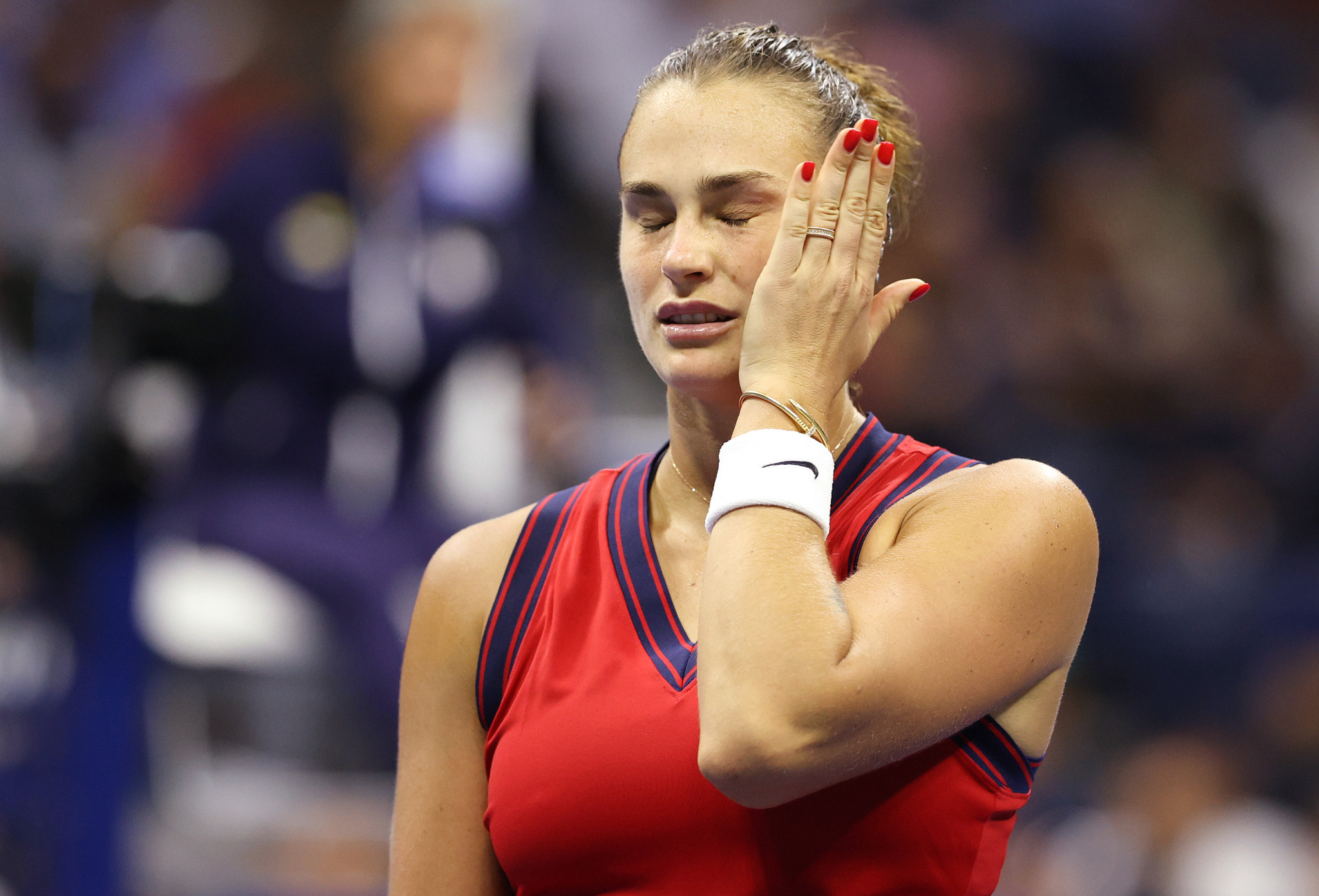 Sabalenka pulls out of Indian Wells Masters after testing positive for COVID-19