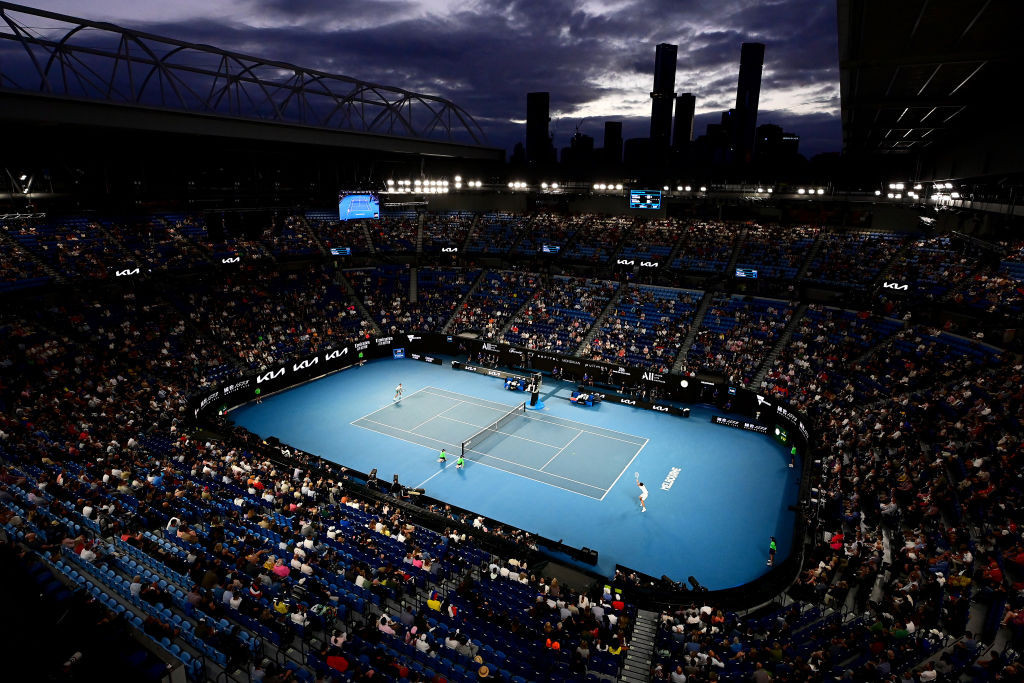 Australian Open considering COVID-19 vaccination mandate, report claims