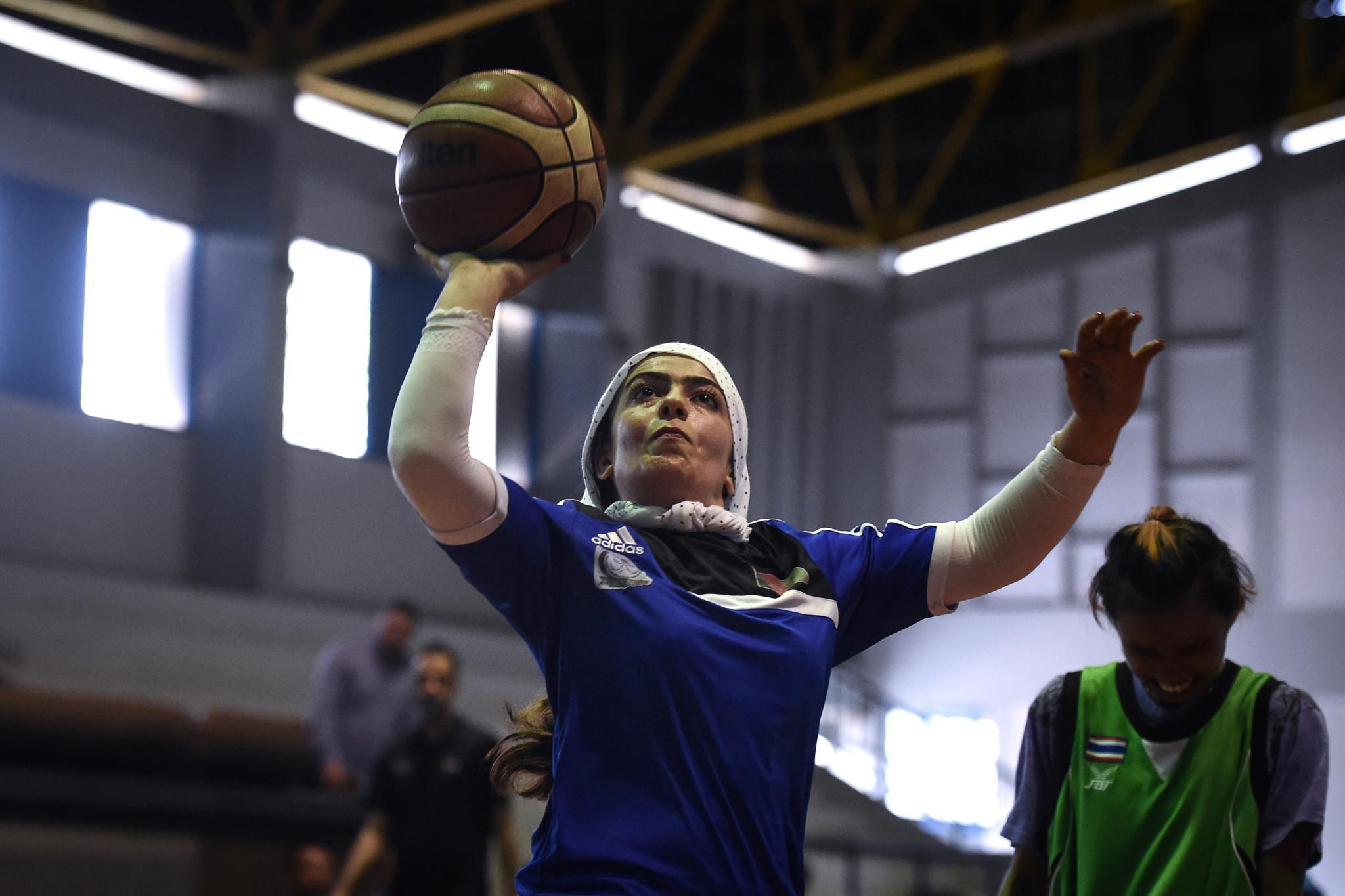 Afghanistan wheelchair basketball captain makes club debut in Spain