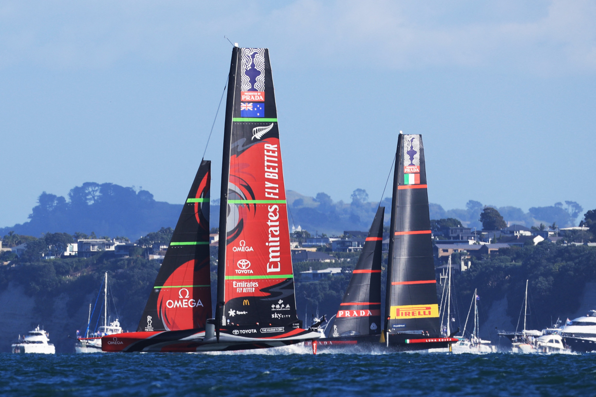 Women's and youth events to form part of America's Cup thanks to new boat
