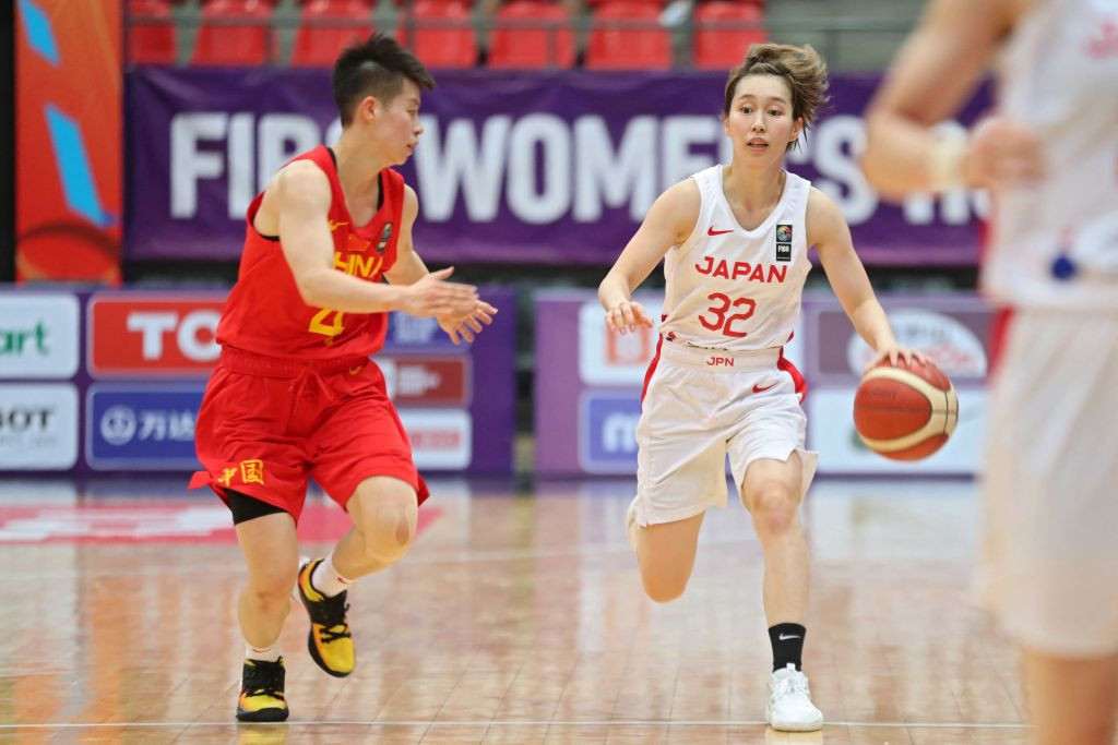 Japan beat China to clinch fifth straight FIBA Women's Asia Cup