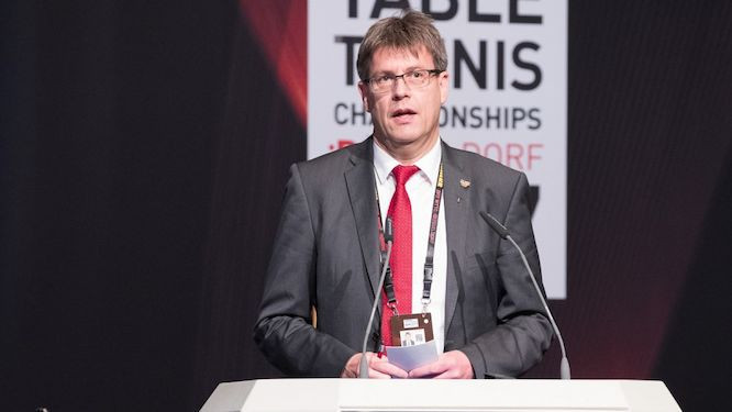 Weikert set for new role in Germany as end of tenure as ITTF President draws near