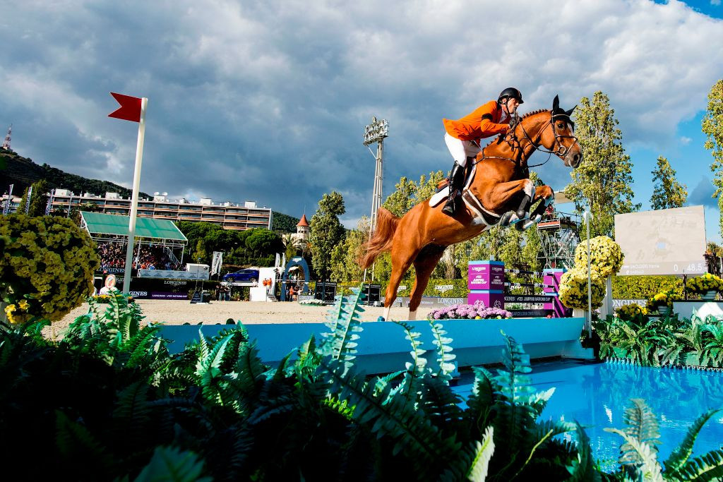 Dominant Dutch produce flawless display to win third FEI Jumping Nations Cup