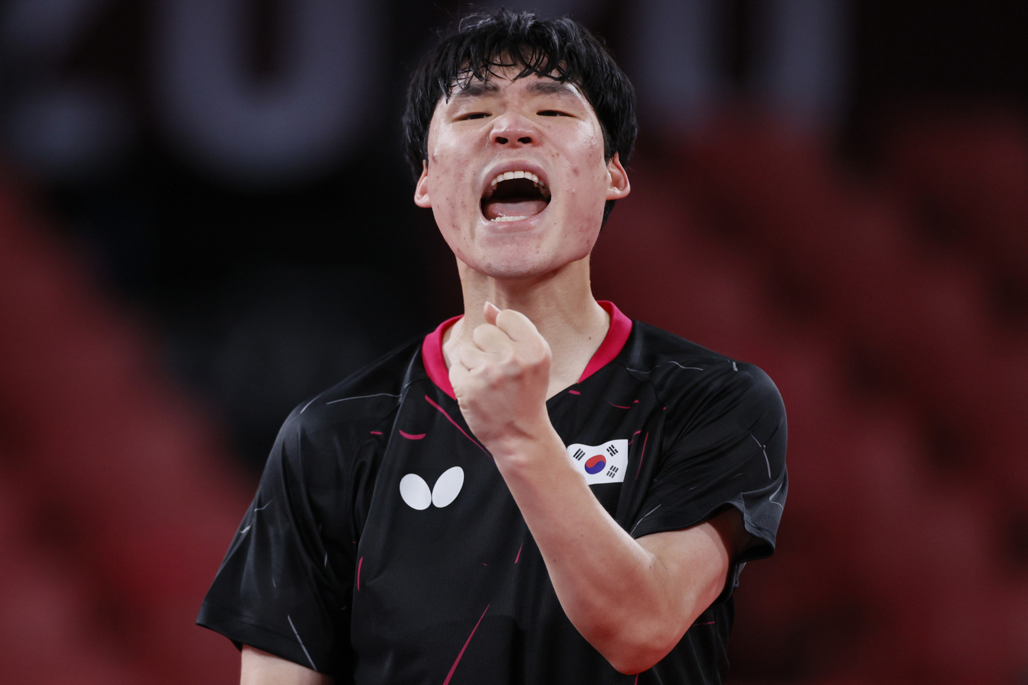 South Korean top seed Jang through to semi-finals of Asian Table Tennis Championships