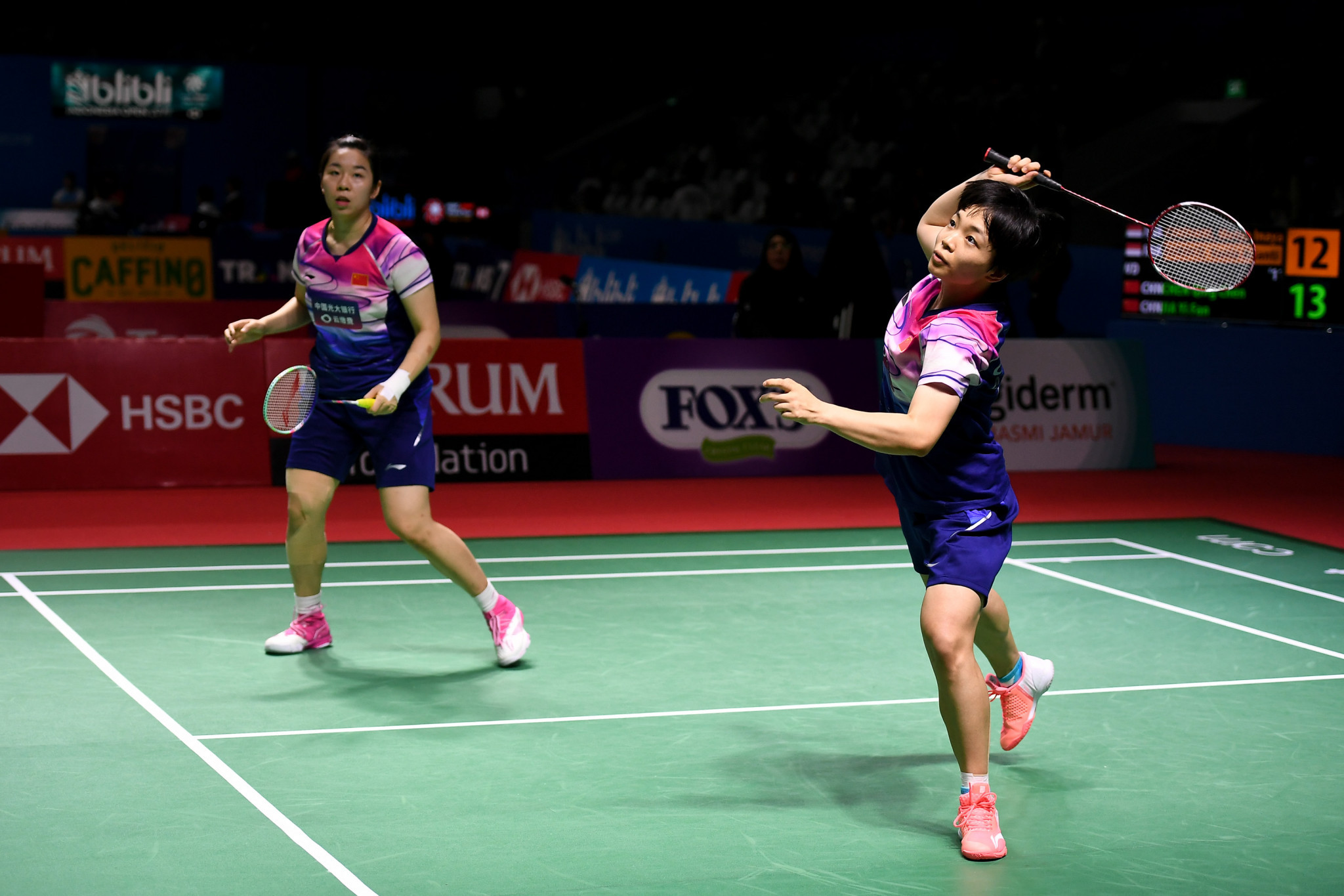 China defend Sudirman Cup title after four-game triumph over Japan