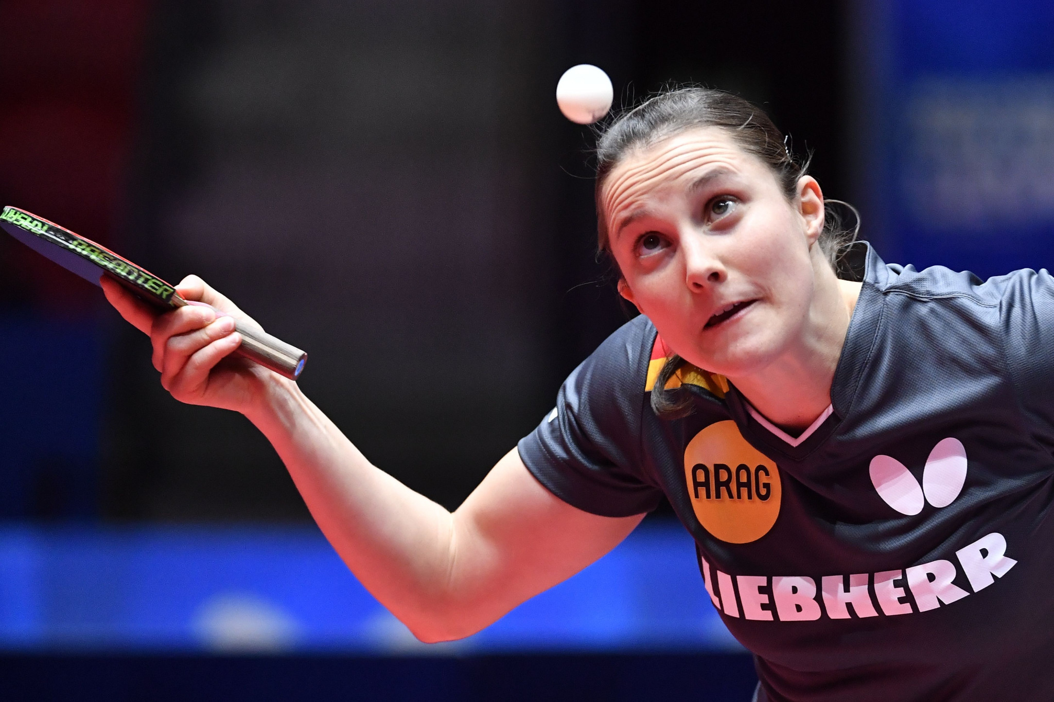 Germany secure double gold at European Table Tennis Team Championships