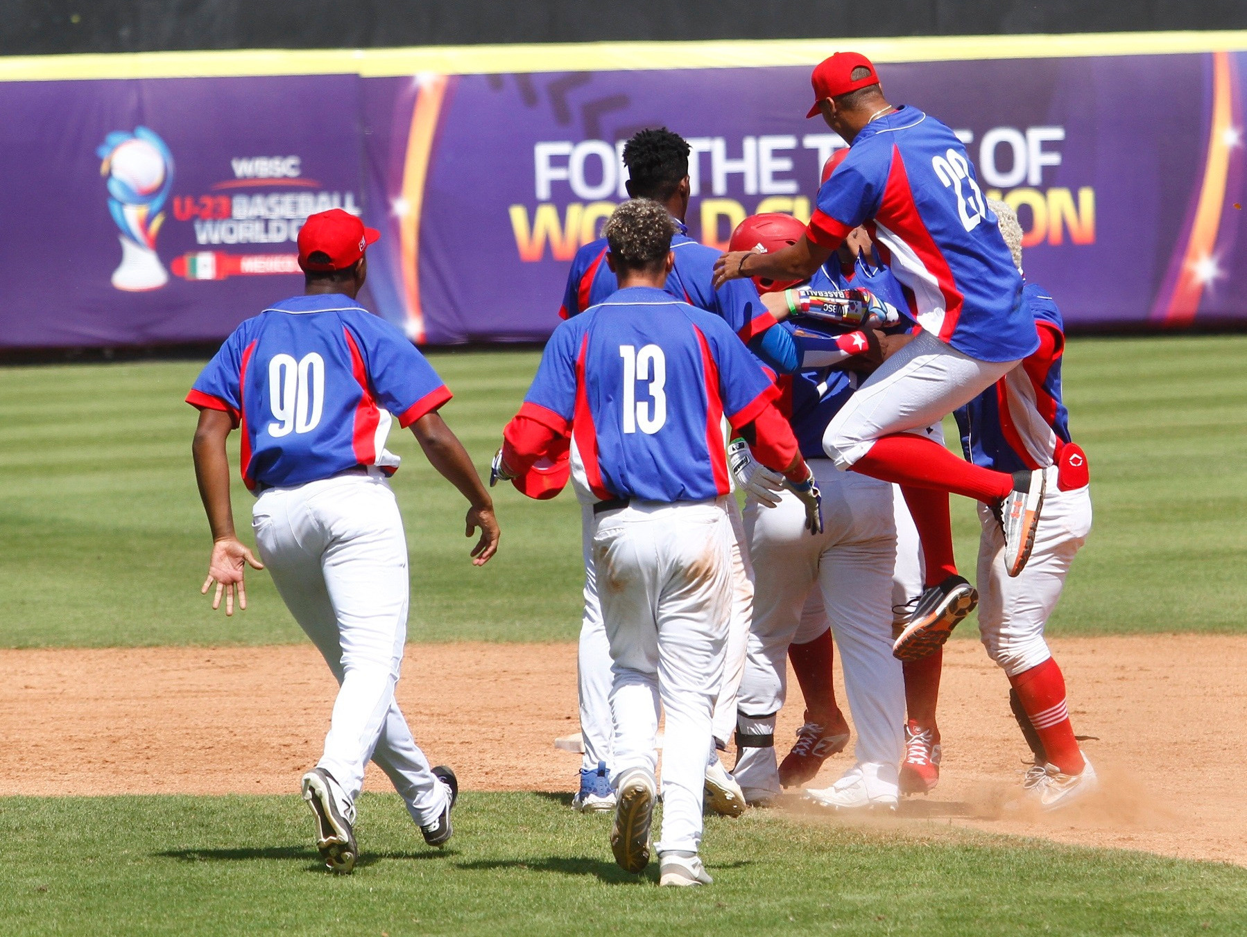 Cuban players defect during Under-23 Baseball World Cup