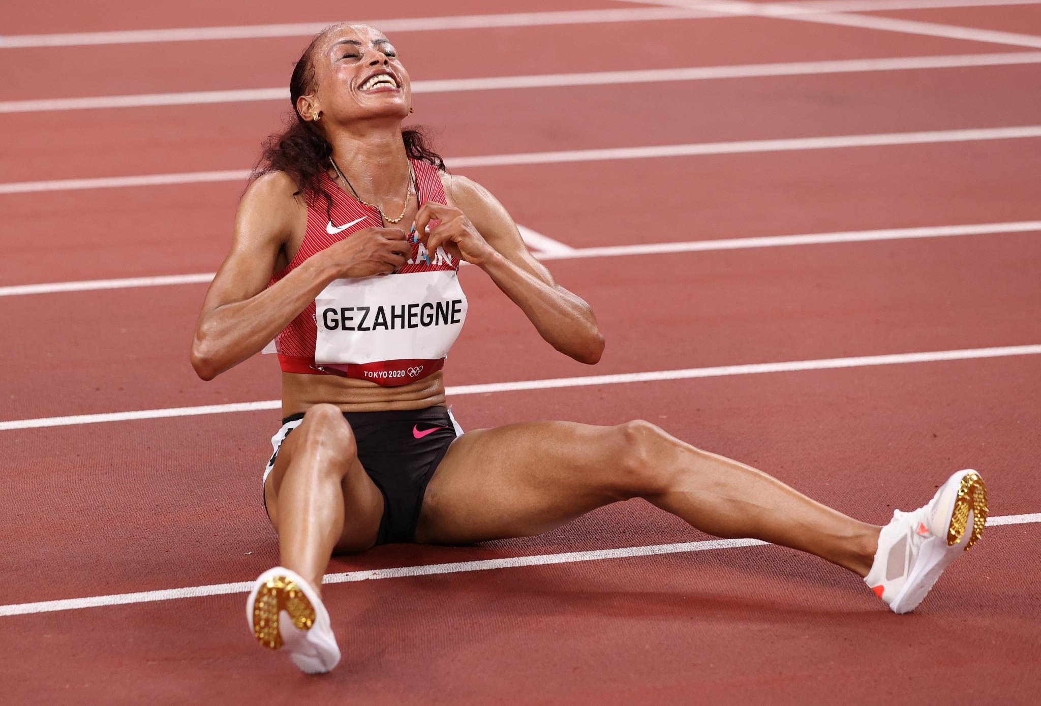 Gezahegne breaks women's 10km world record in Geneva