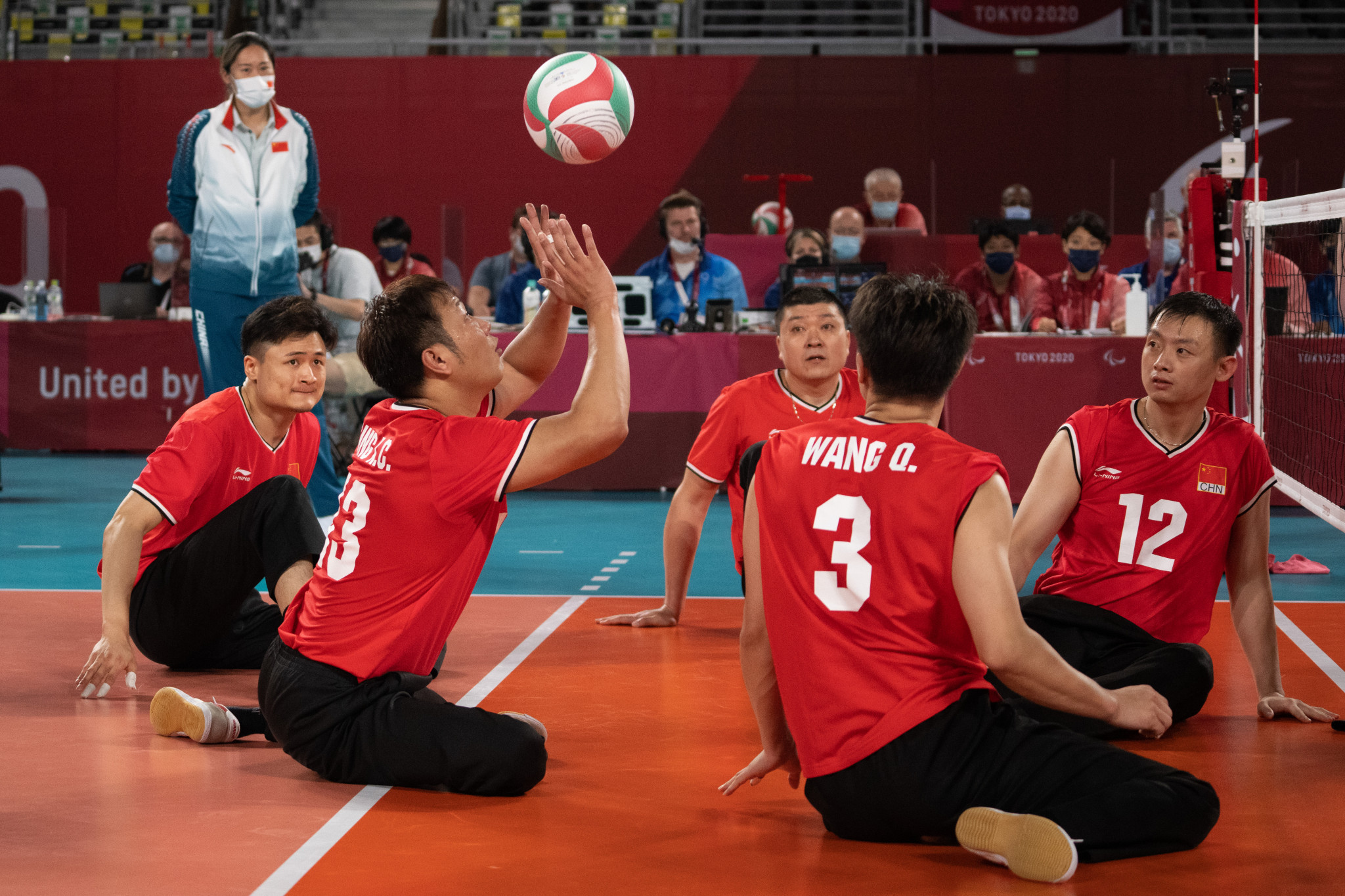 Sitting Volleyball World Cup postponed due to COVID-19 concerns