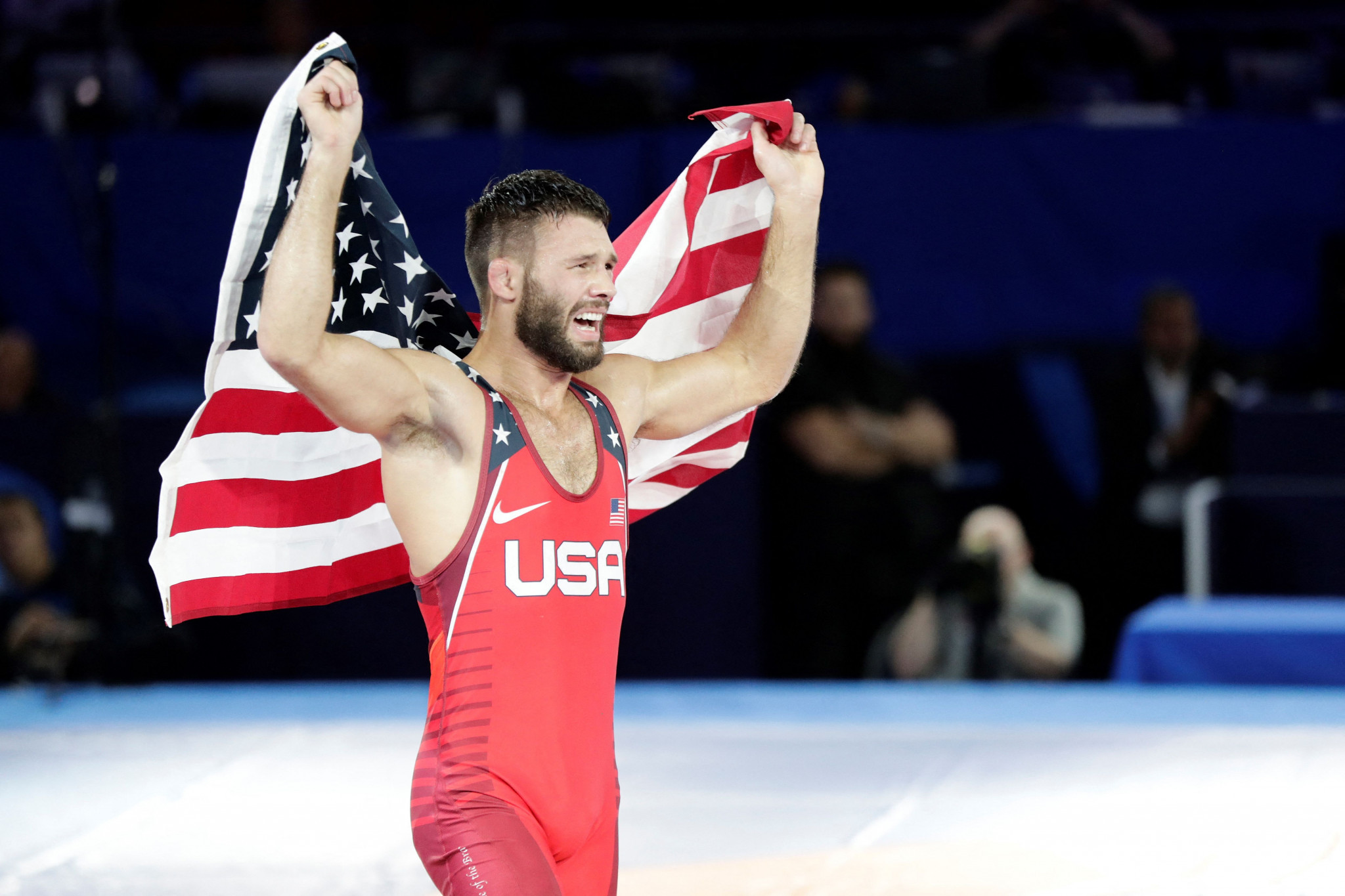 US claim two golds on third day of Wrestling World Championships